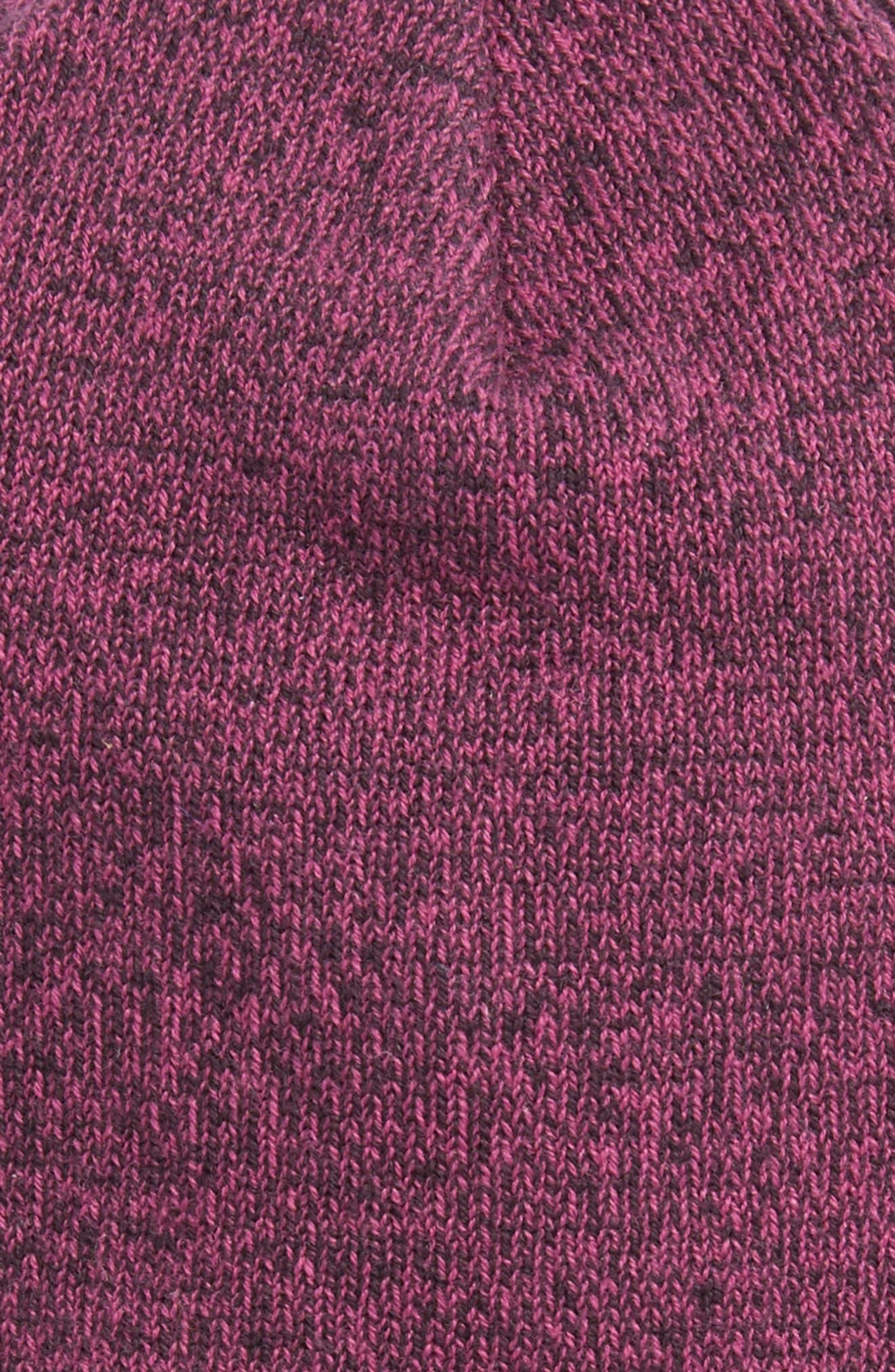Knit Beanie,                             Alternate thumbnail 6, color,