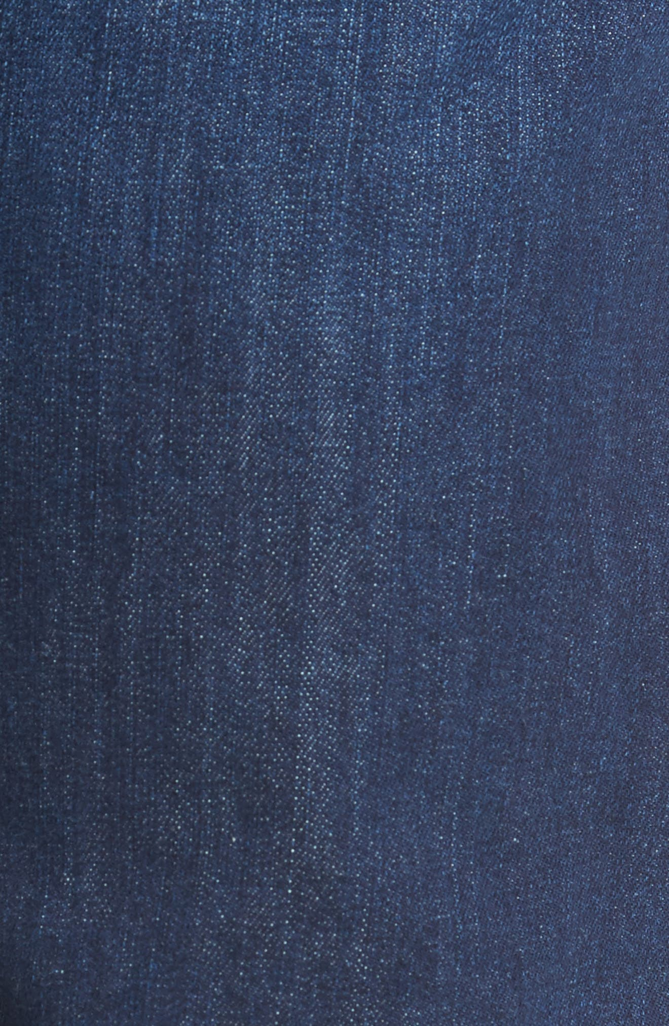 Larkee Relaxed Fit Jeans,                             Alternate thumbnail 5, color,