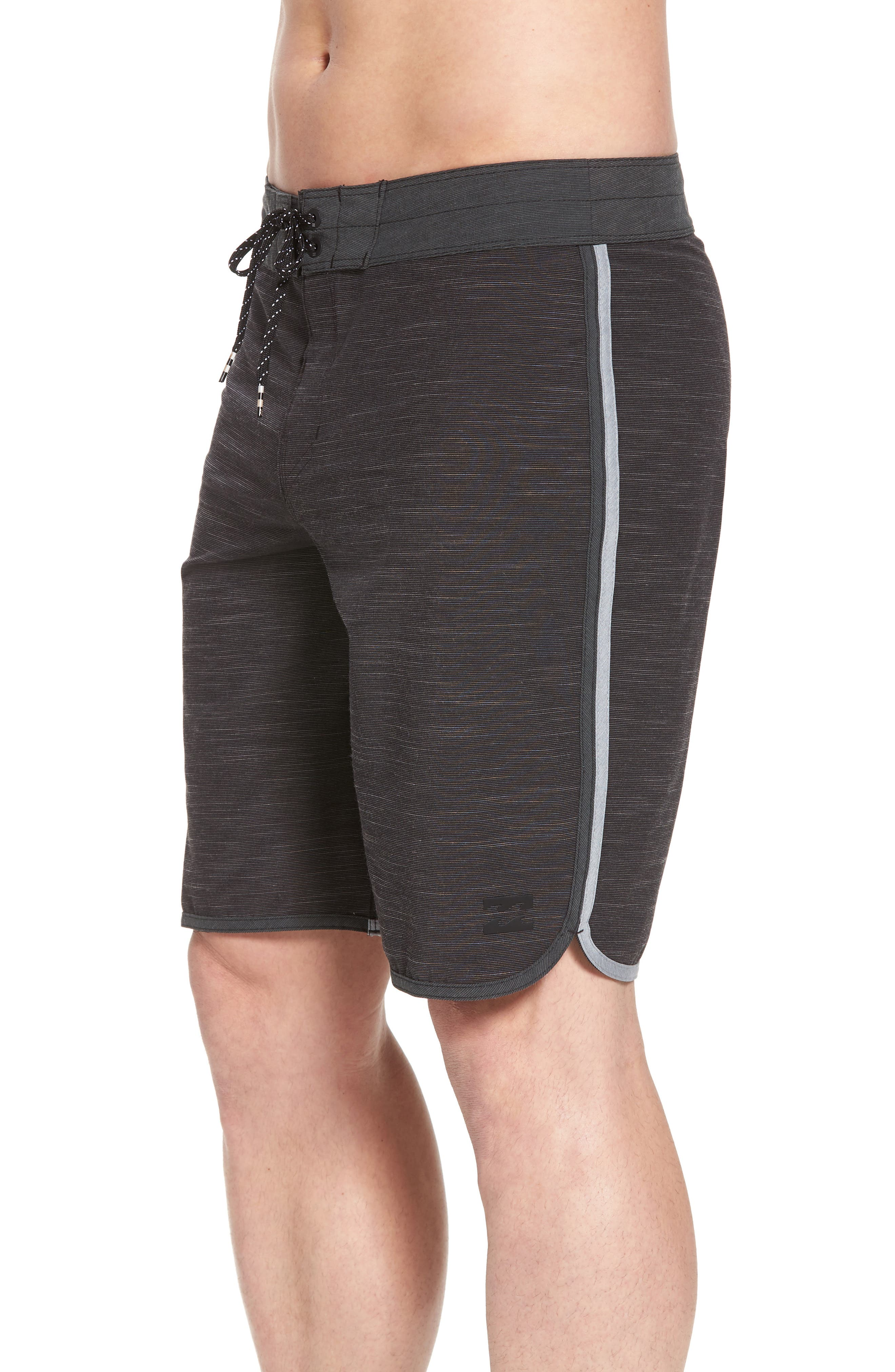 73 X Short Board Shorts,                             Alternate thumbnail 4, color,                             001