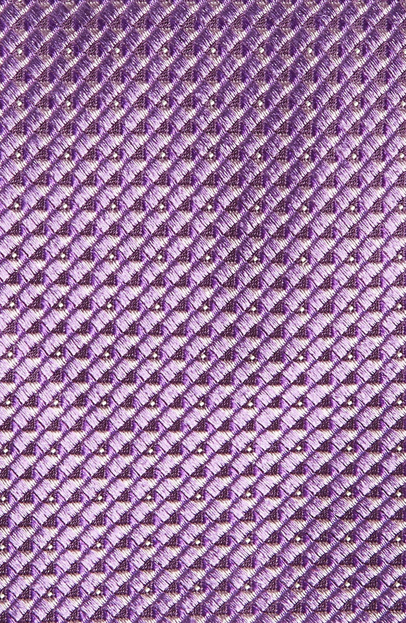 Hader Micro Silk Tie,                             Alternate thumbnail 3, color,