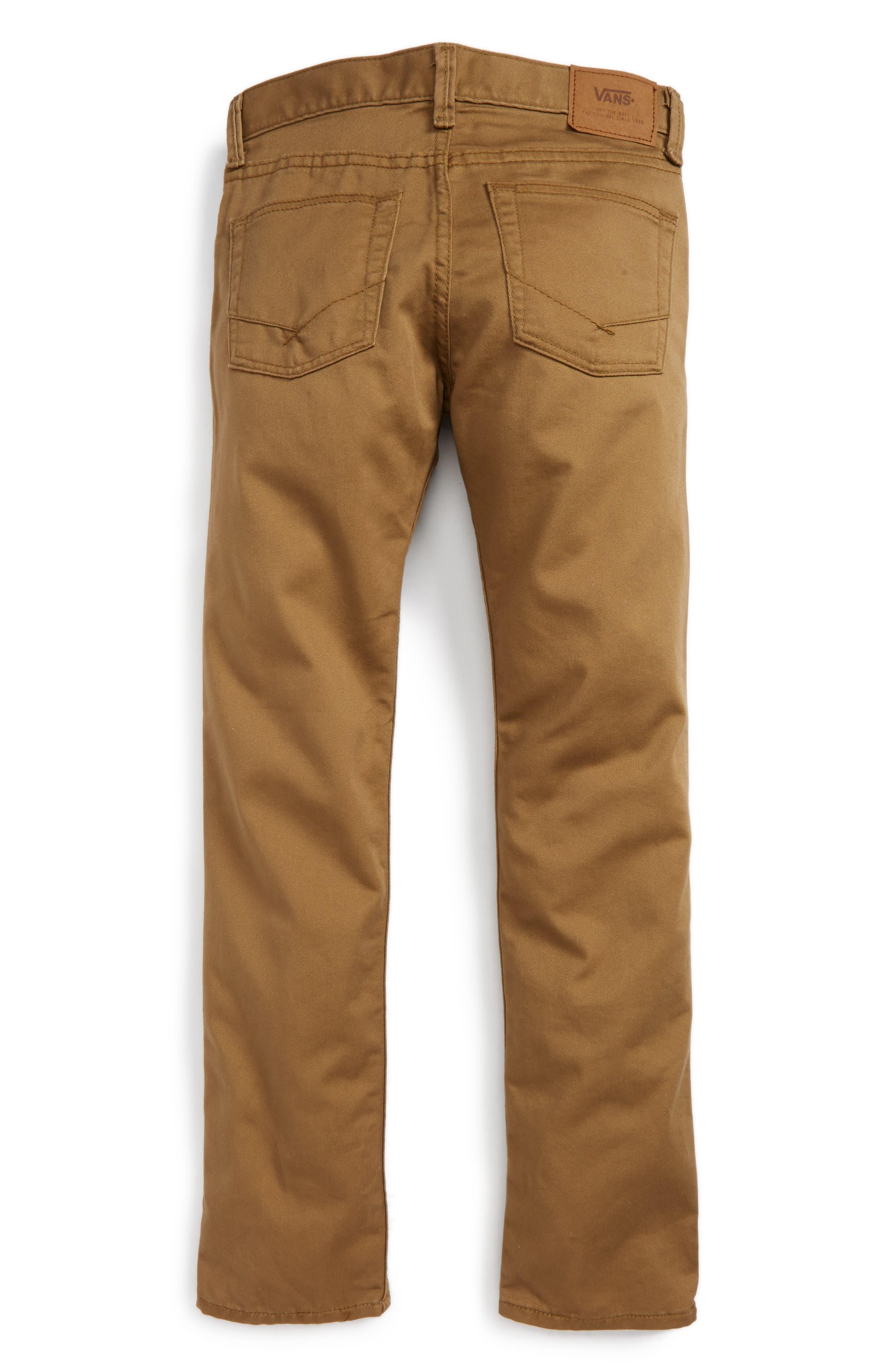 'V56 Standard AV Covina' Pants,                             Alternate thumbnail 3, color,                             DIRT