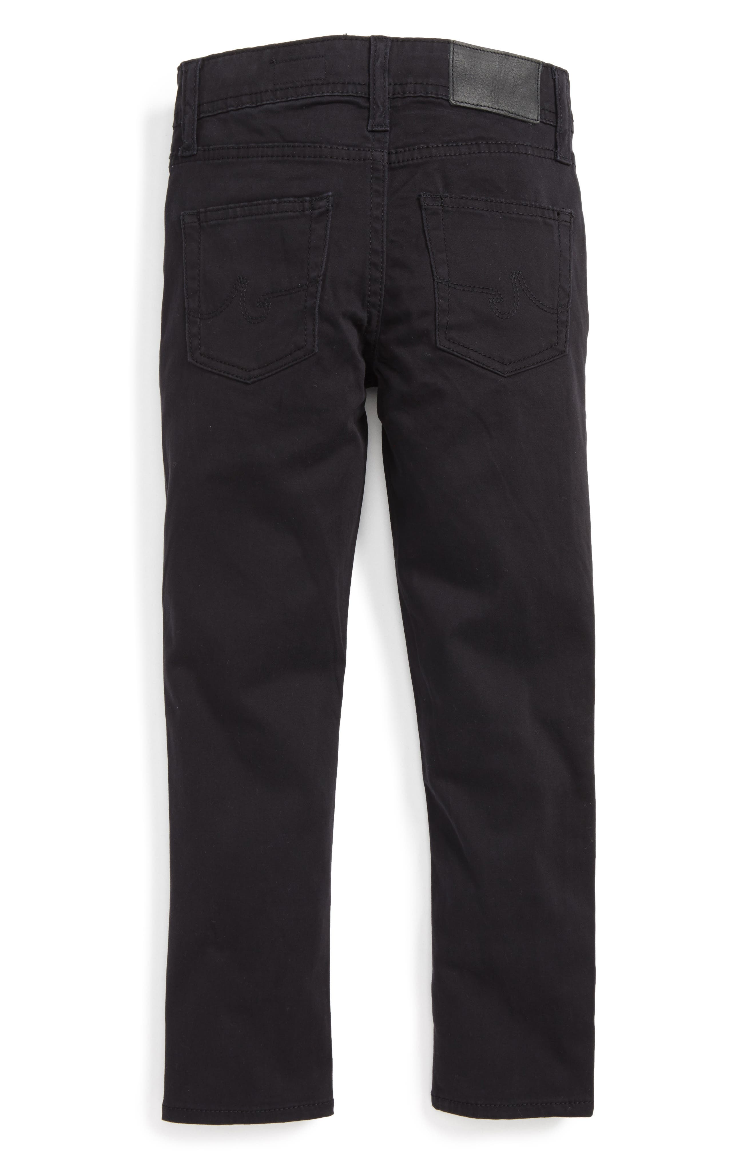 The Stryker Luxe Slim Straight Leg Jeans,                             Alternate thumbnail 2, color,                             001