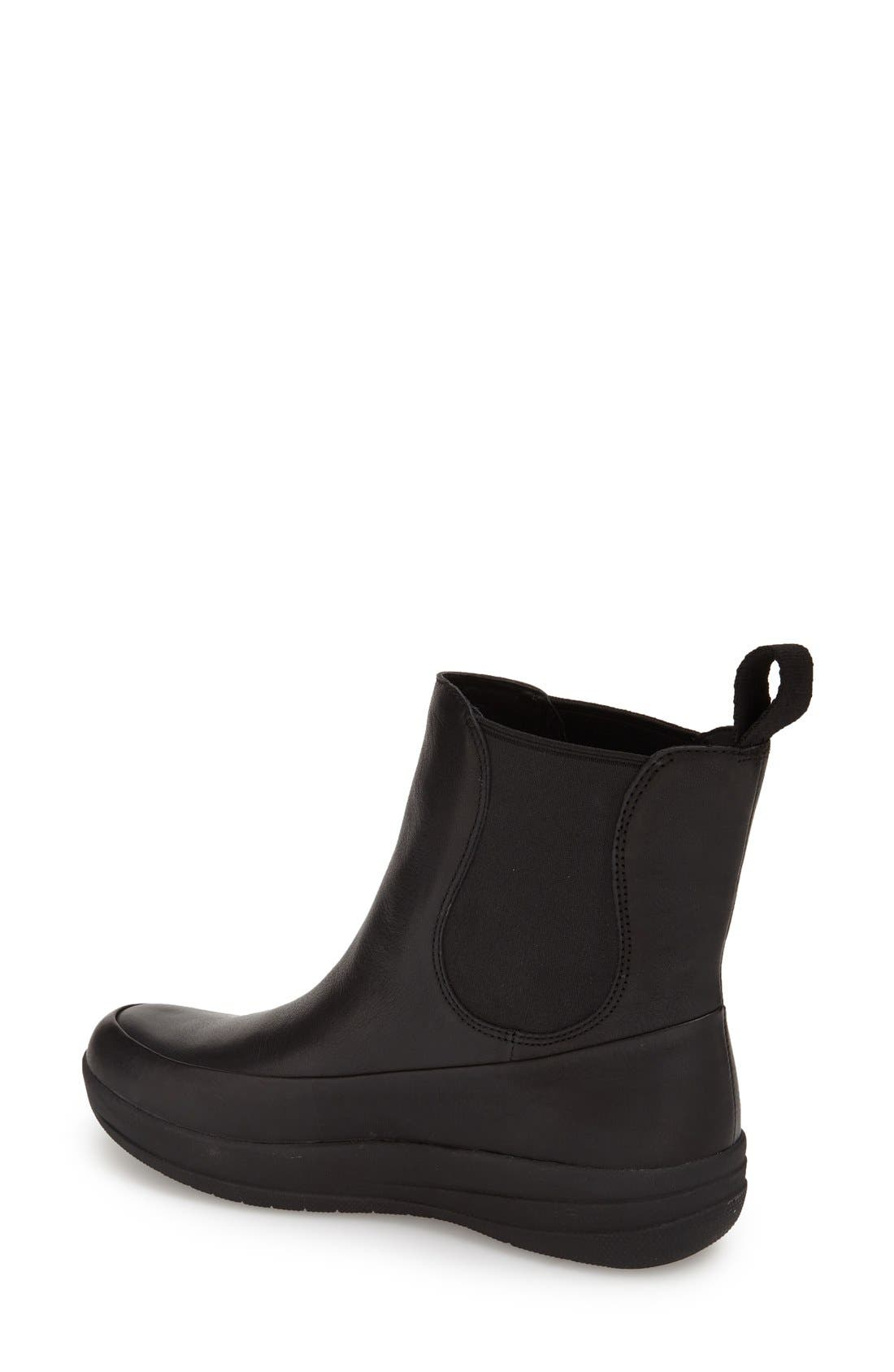 'Lux' Chelsea Boot,                             Alternate thumbnail 2, color,                             009