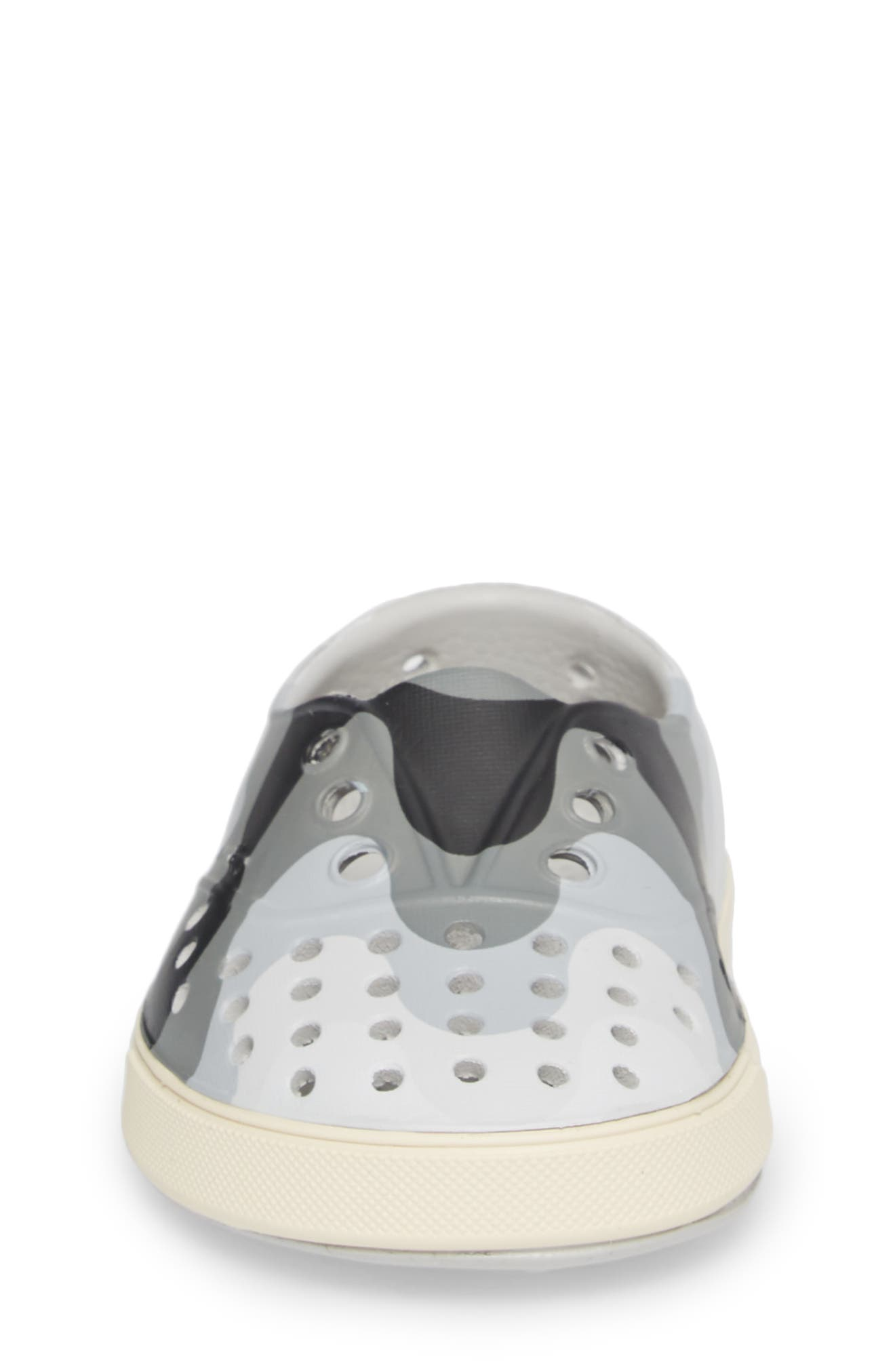 NATIVE SHOES,                             'Miller' Water Friendly Perforated Sneaker,                             Alternate thumbnail 4, color,                             022