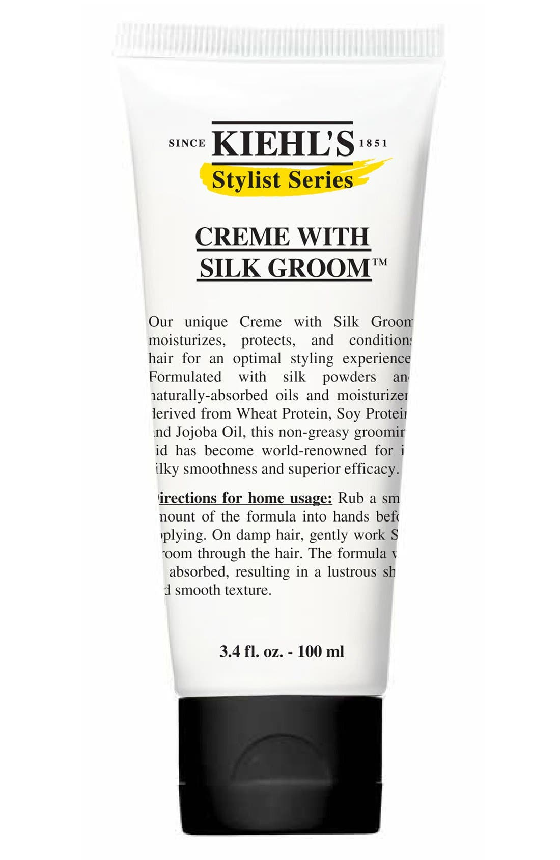 Crème with Silk Groom<sup>™</sup>,                             Alternate thumbnail 5, color,                             NO COLOR