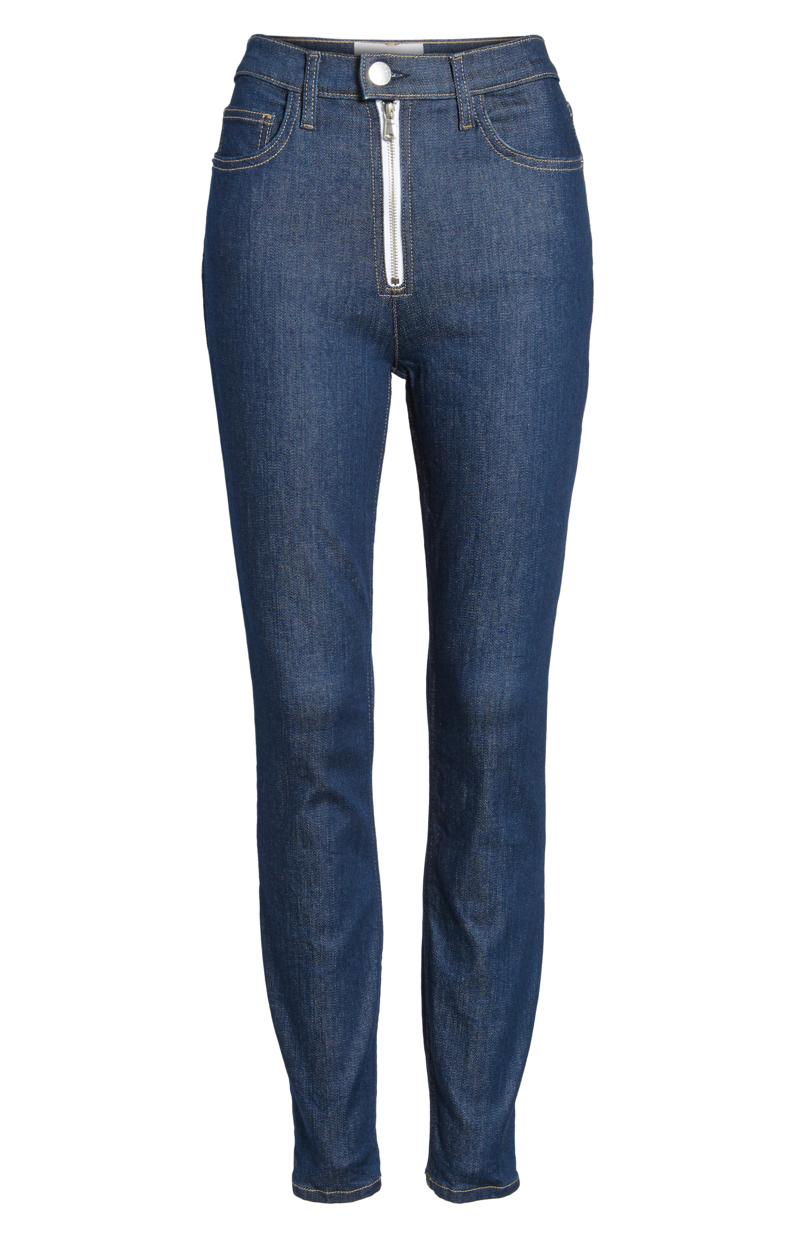 The Ultra High Waist Skinny Jeans,                             Alternate thumbnail 7, color,                             483