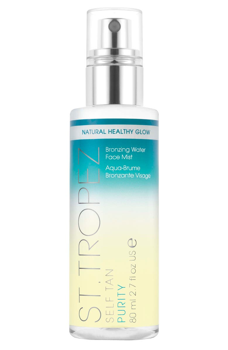 ST. TROPEZ Bronzing Water Face Mist, Main, color, NO COLOR