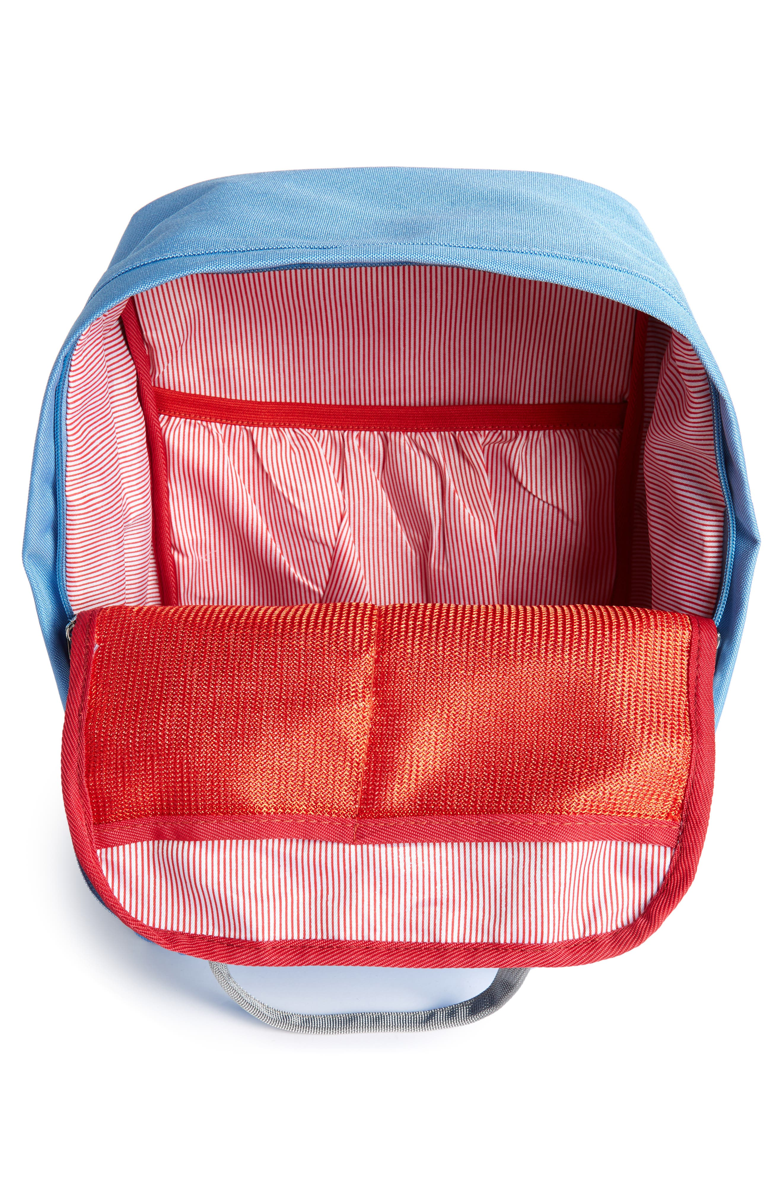 Solid Backpack,                             Alternate thumbnail 3, color,                             453