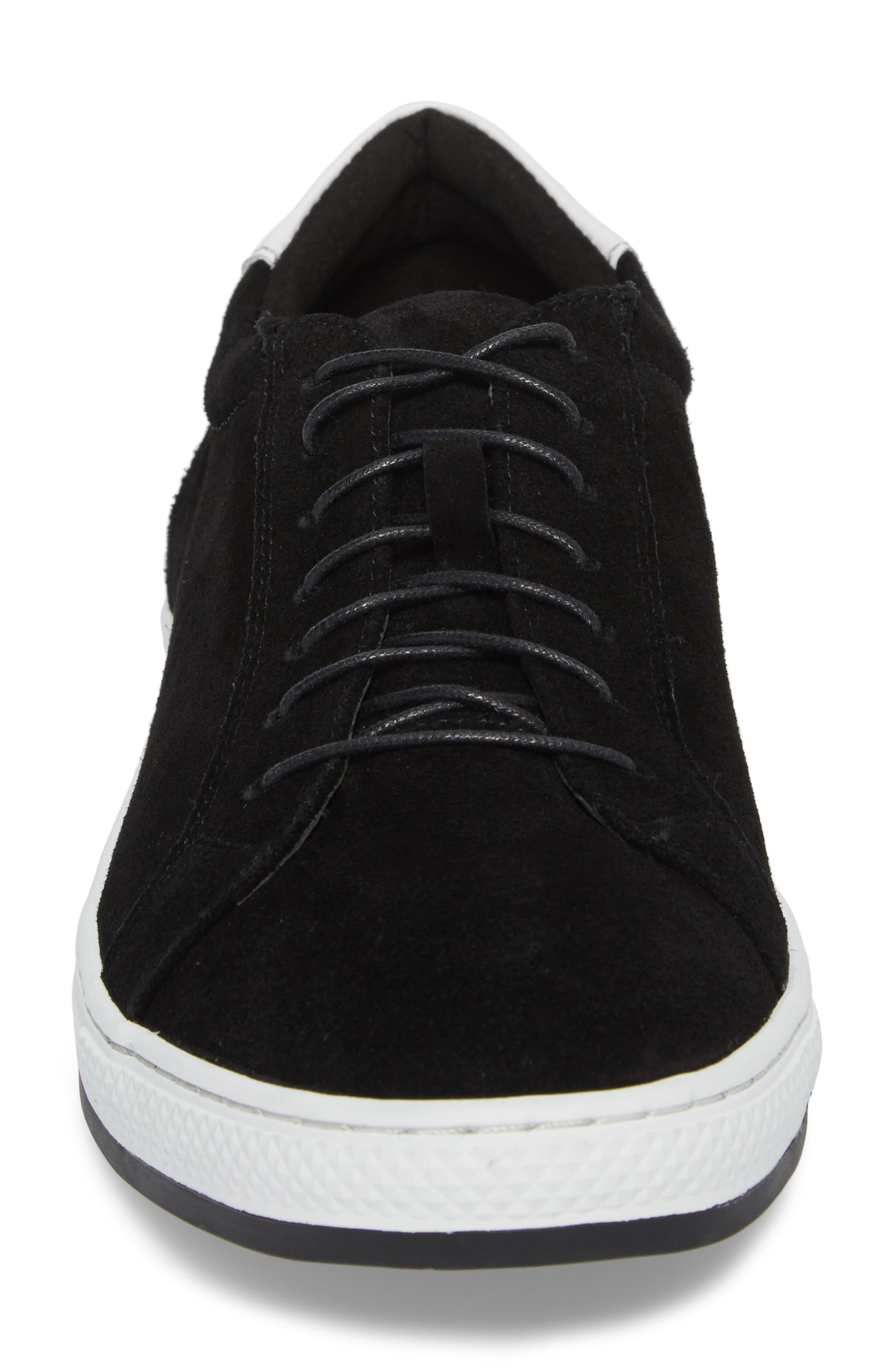 Queens Sneaker,                             Alternate thumbnail 4, color,                             001