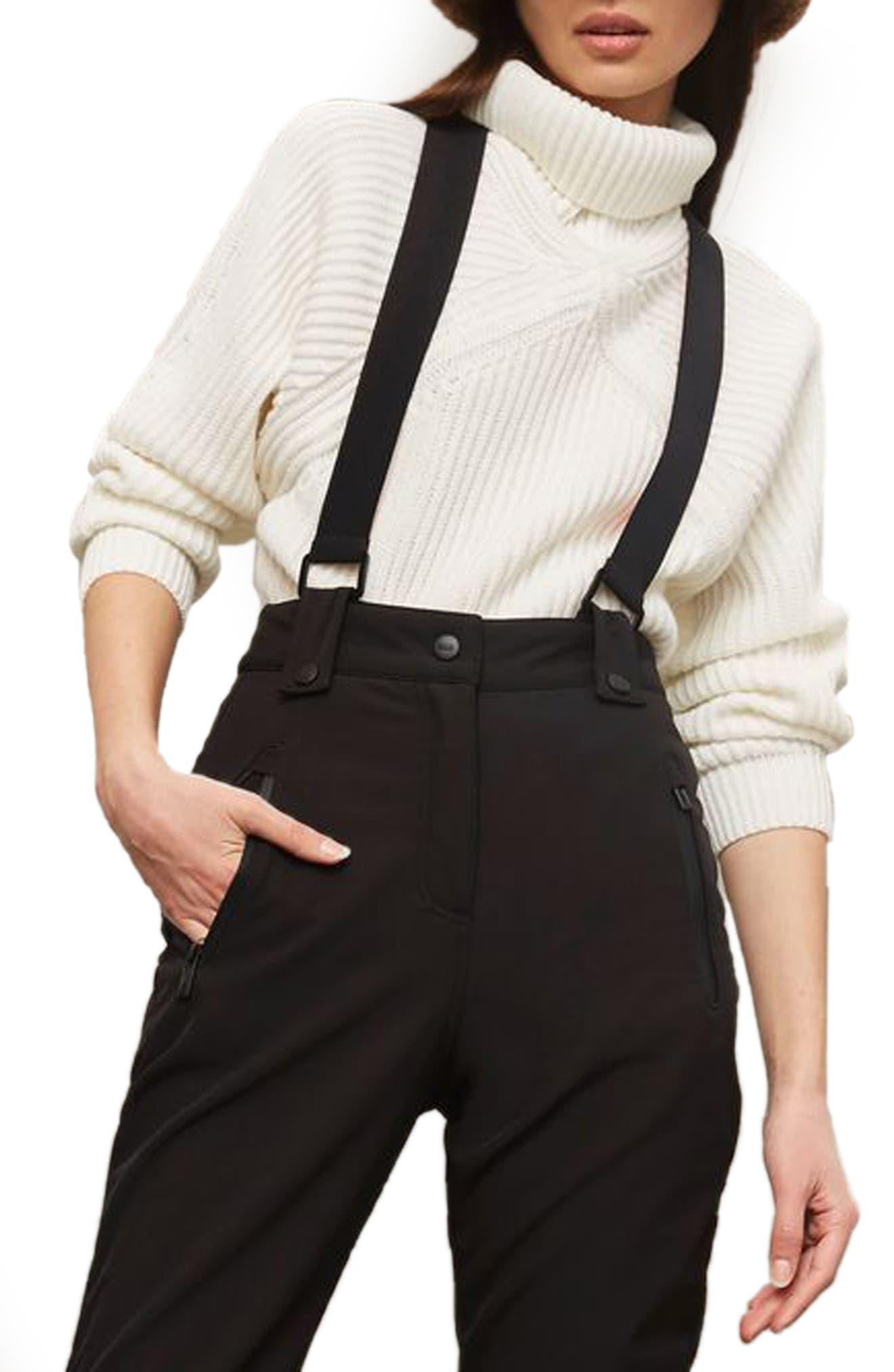 SNO Ace Suspender Ski Pants, Main, color, 001