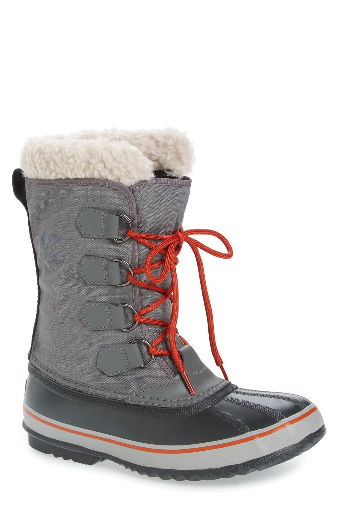 '1964 PAC' Snow Boot,                             Main thumbnail 1, color,                             DARK FOG/ SHARK GREY