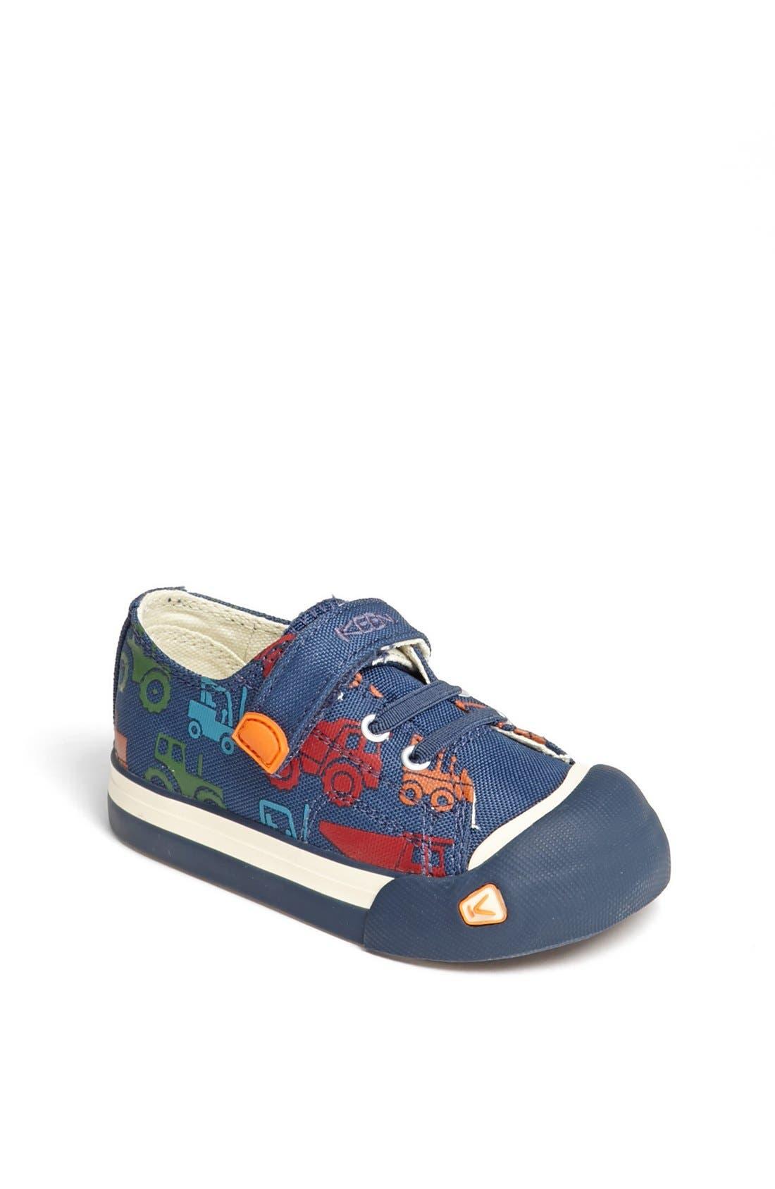 'Coronado' Print Vegan Sneaker, Main, color, 403