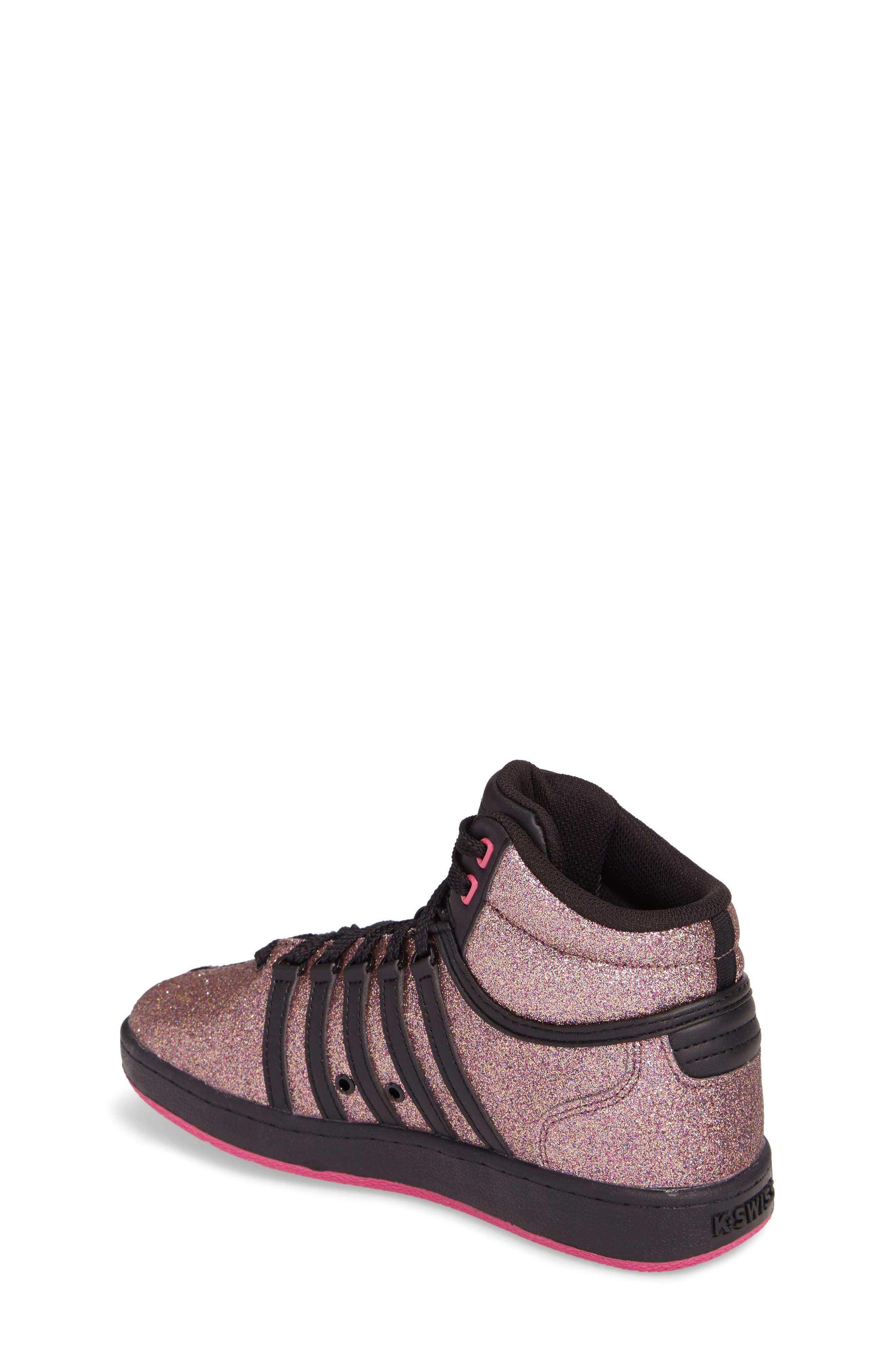 Classic VN Sparkle Mid Sneaker,                             Alternate thumbnail 2, color,                             MULTI SPARKLE