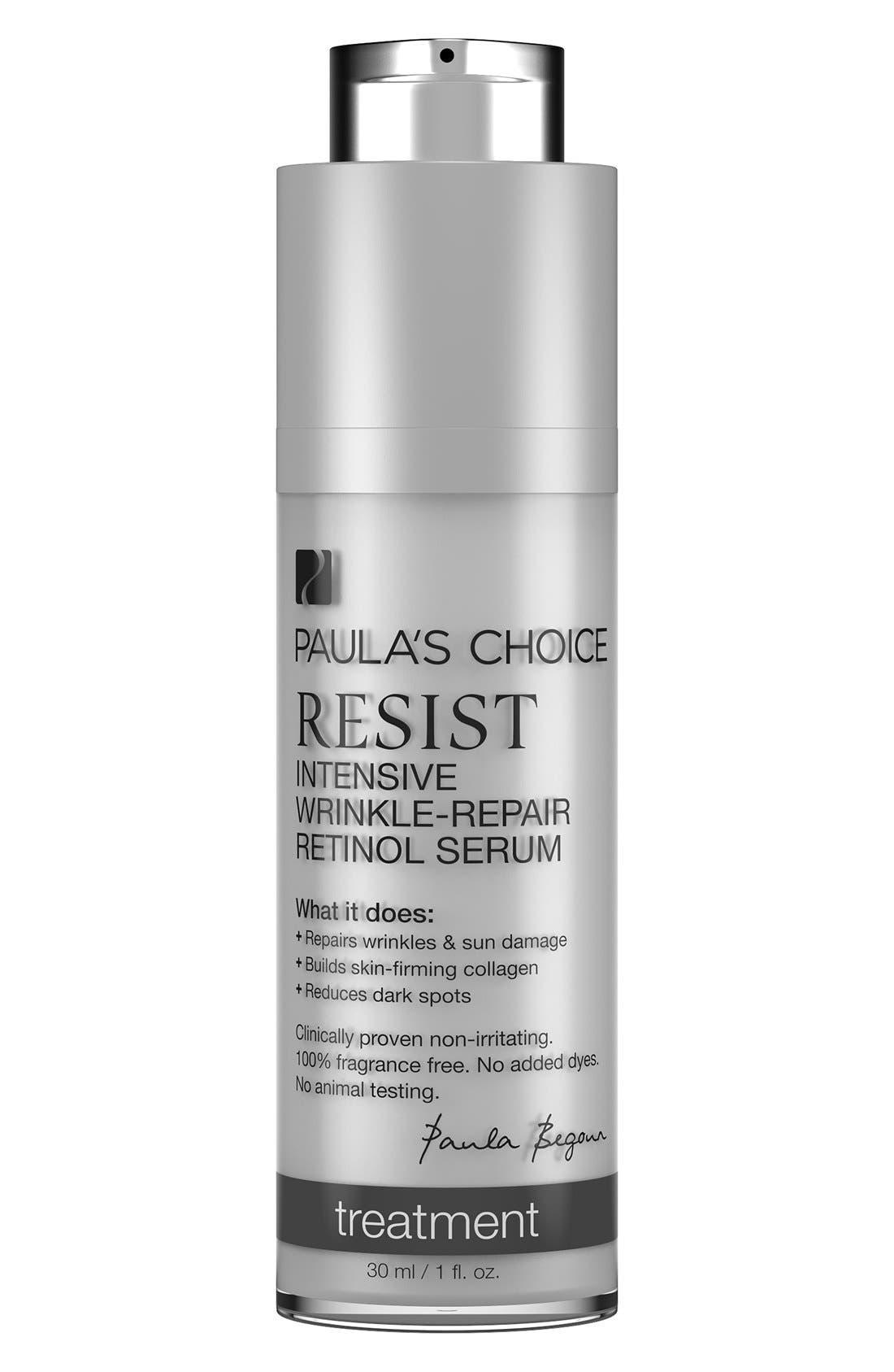 Resist Intensive Wrinkle-Repair Retinol Serum,                         Main,                         color, NO COLOR