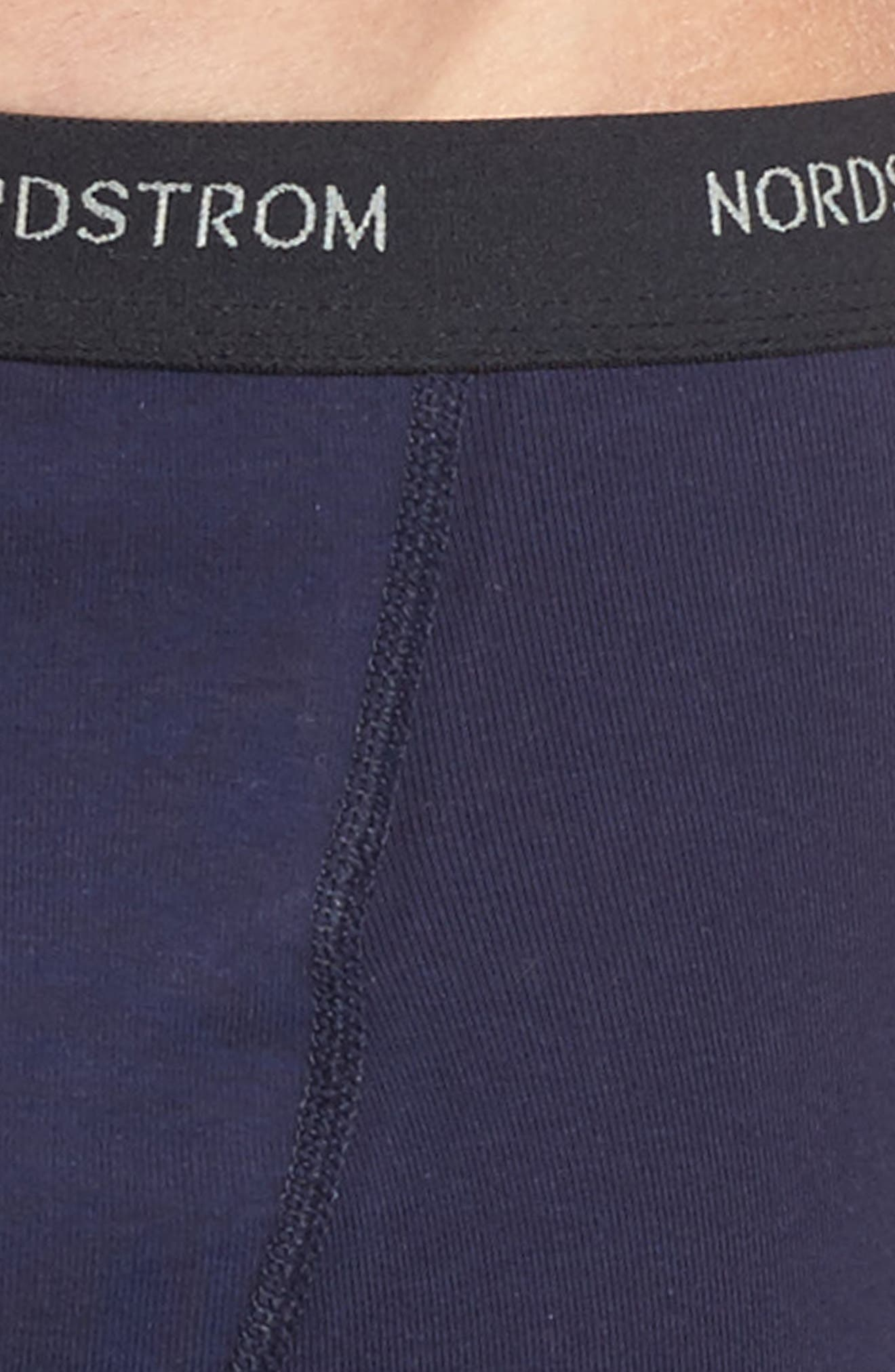 3-Pack Supima<sup>®</sup> Cotton Boxer Briefs,                             Alternate thumbnail 57, color,
