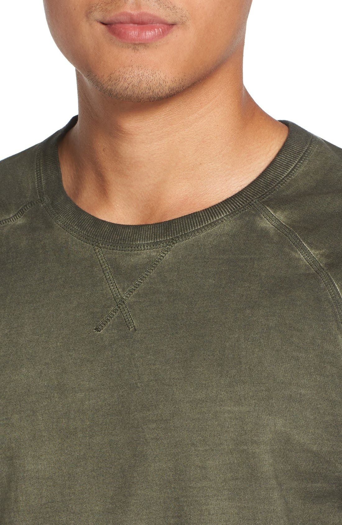 Raglan Sleeve T-Shirt,                             Alternate thumbnail 4, color,                             330