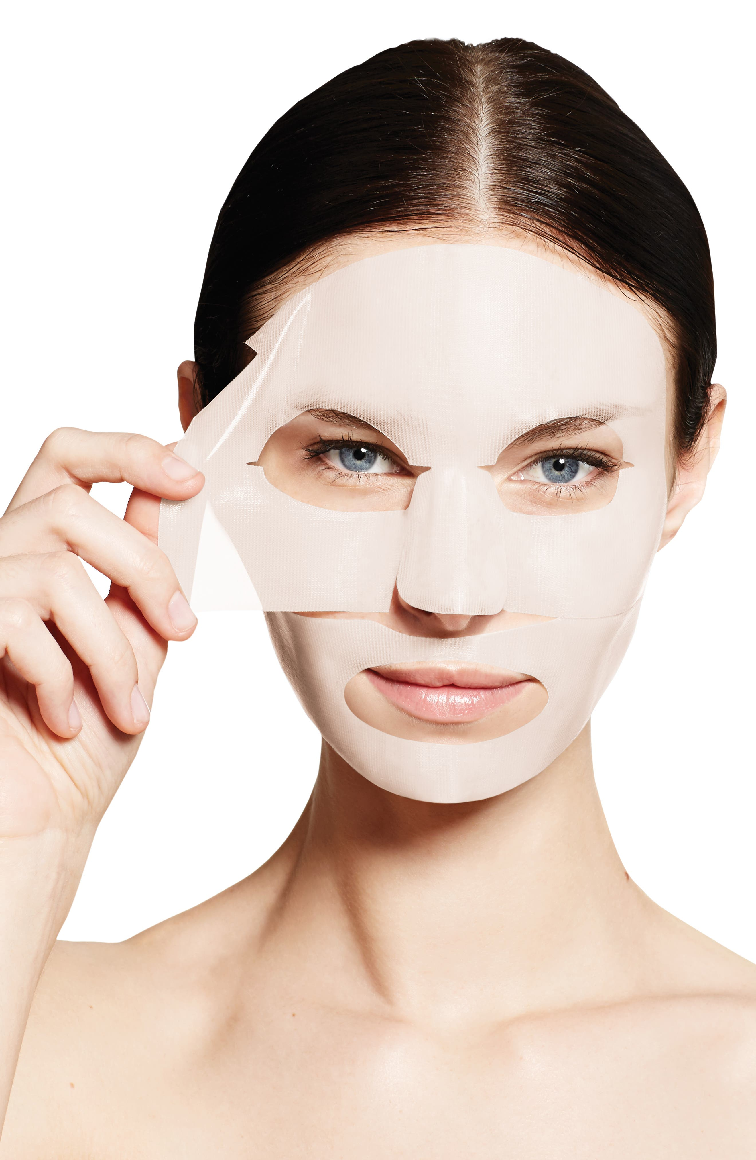 White Marble Bright Hydrogel Mask,                             Alternate thumbnail 2, color,                             NO COLOR