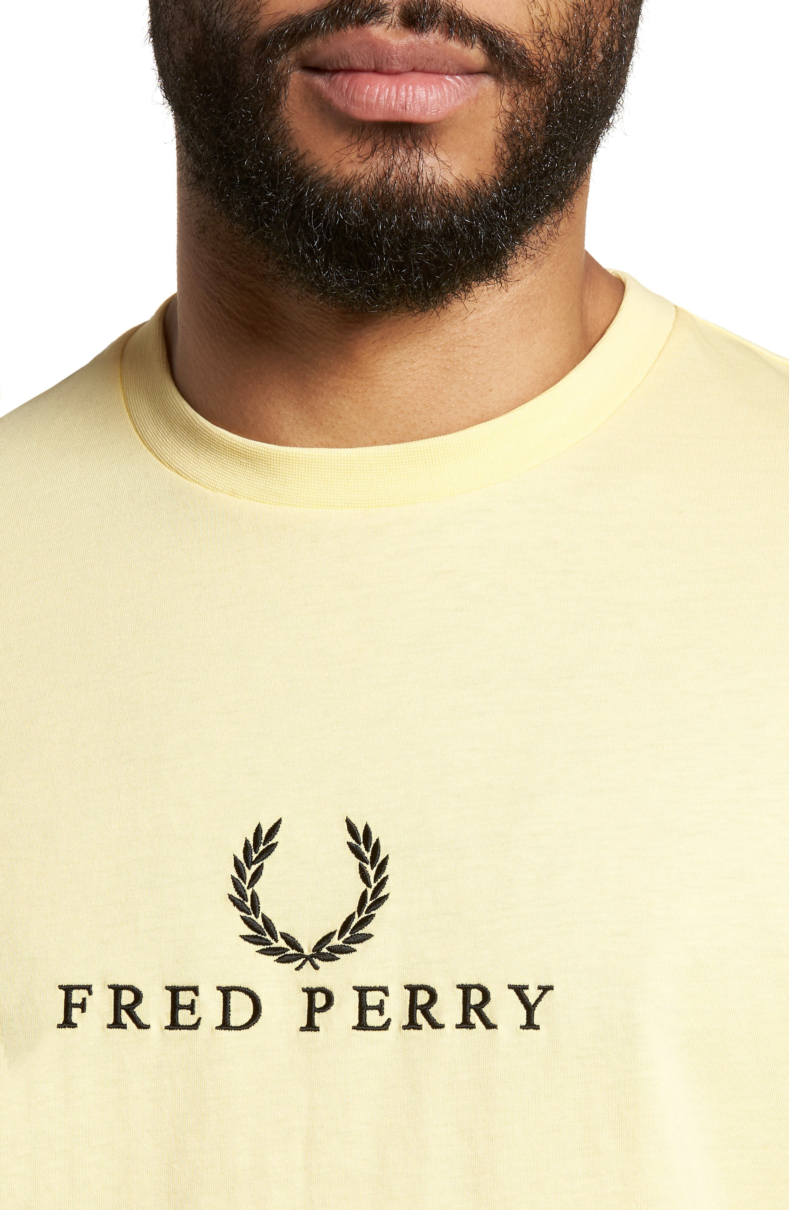 Embroidered T-Shirt,                             Alternate thumbnail 12, color,