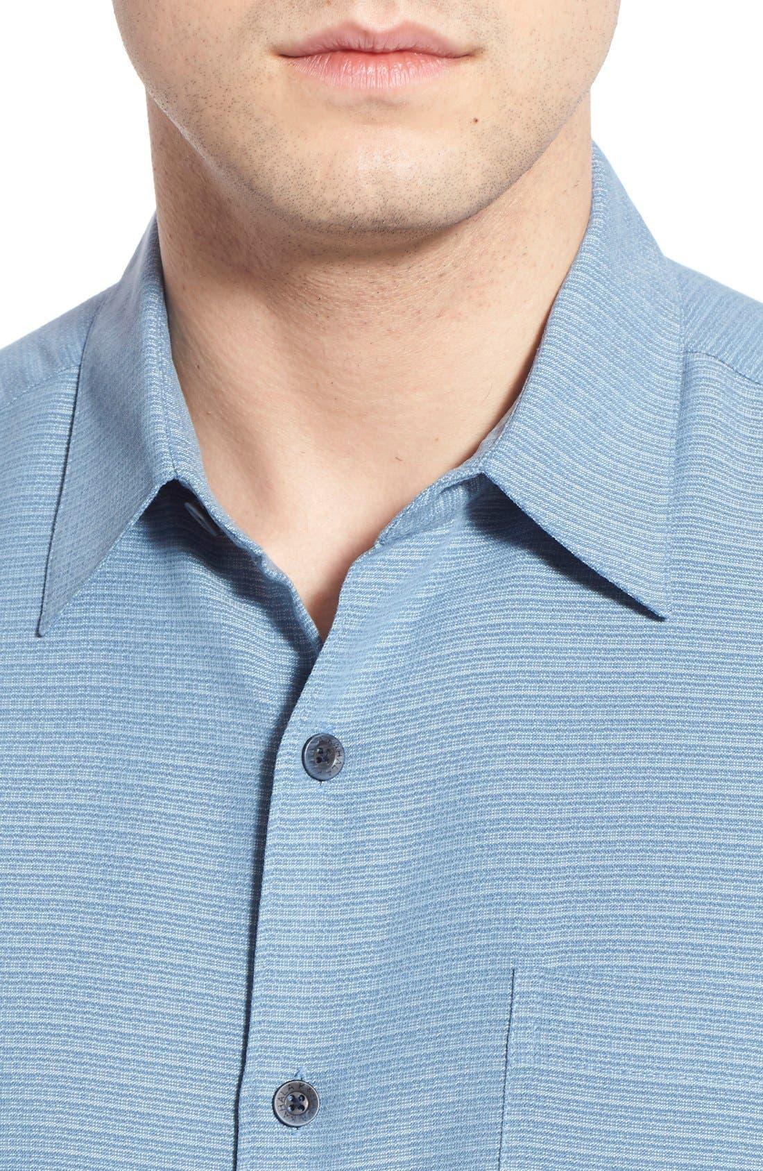 'Wind N Sea' Regular Fit Sport Shirt,                             Alternate thumbnail 27, color,