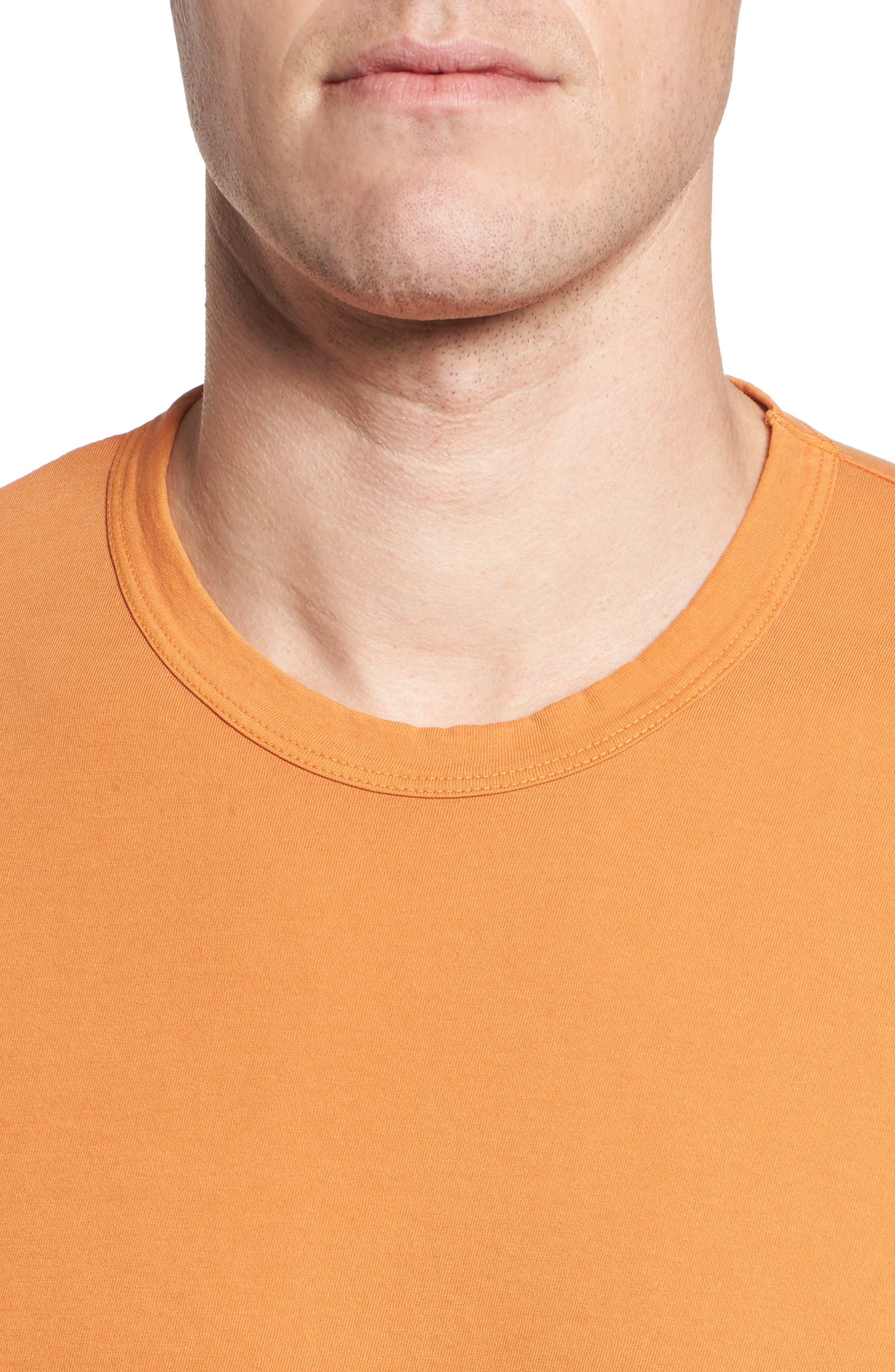 Crewneck Jersey T-Shirt,                             Alternate thumbnail 405, color,