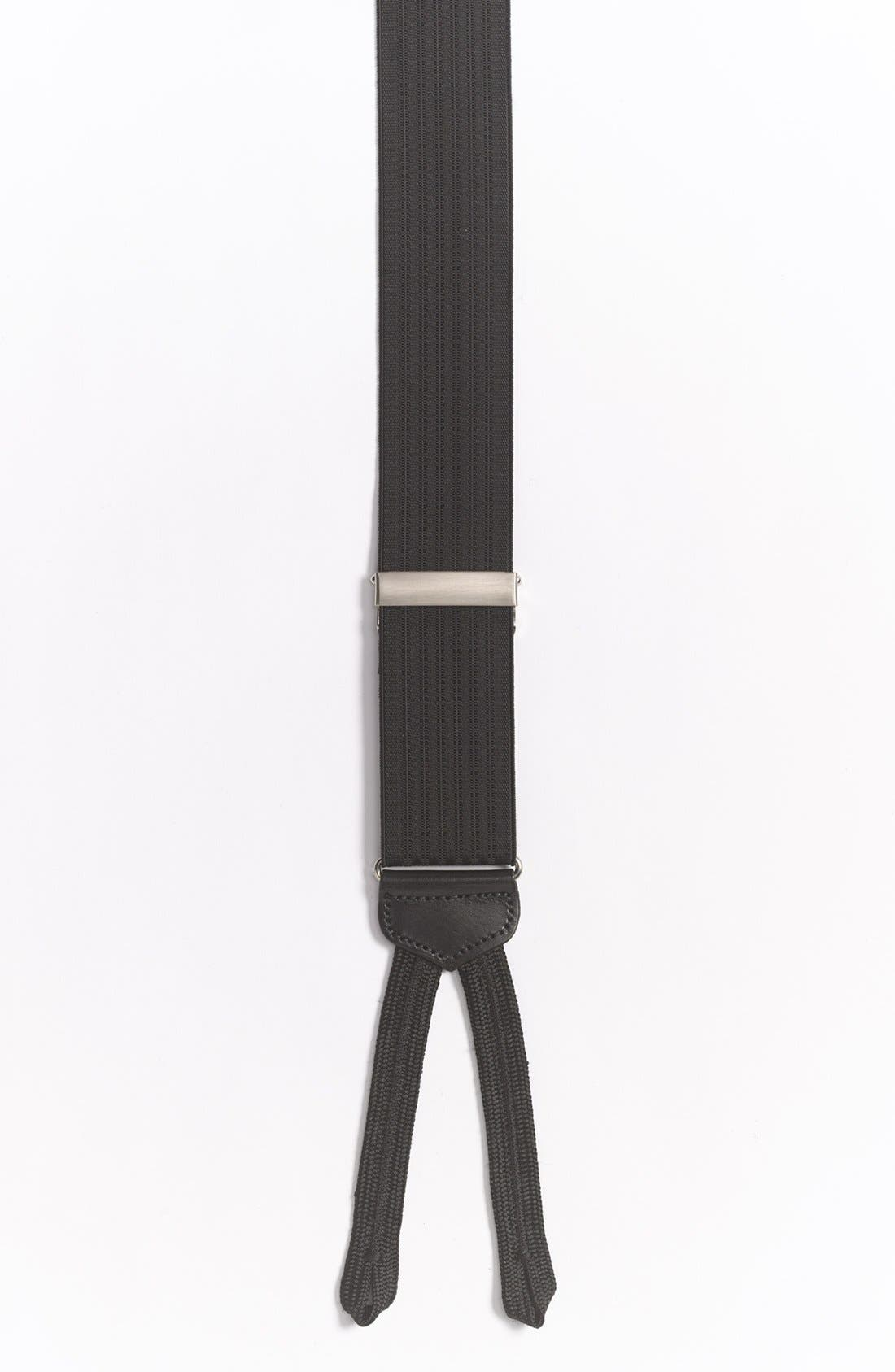 'Formal Regal' Suspenders,                             Main thumbnail 1, color,                             001