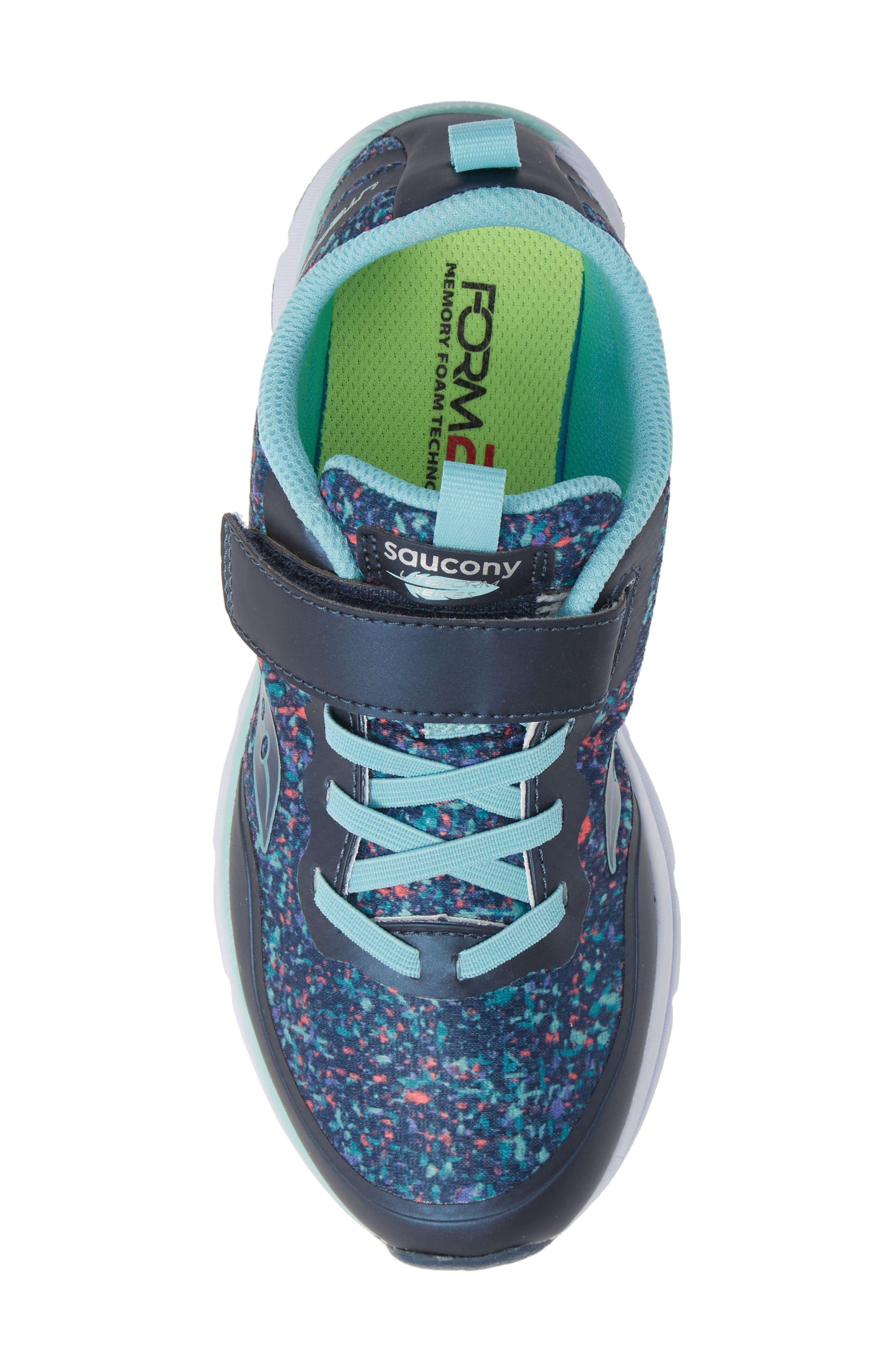 SAUCONY,                             Liteform Feel Sneaker,                             Alternate thumbnail 5, color,                             410