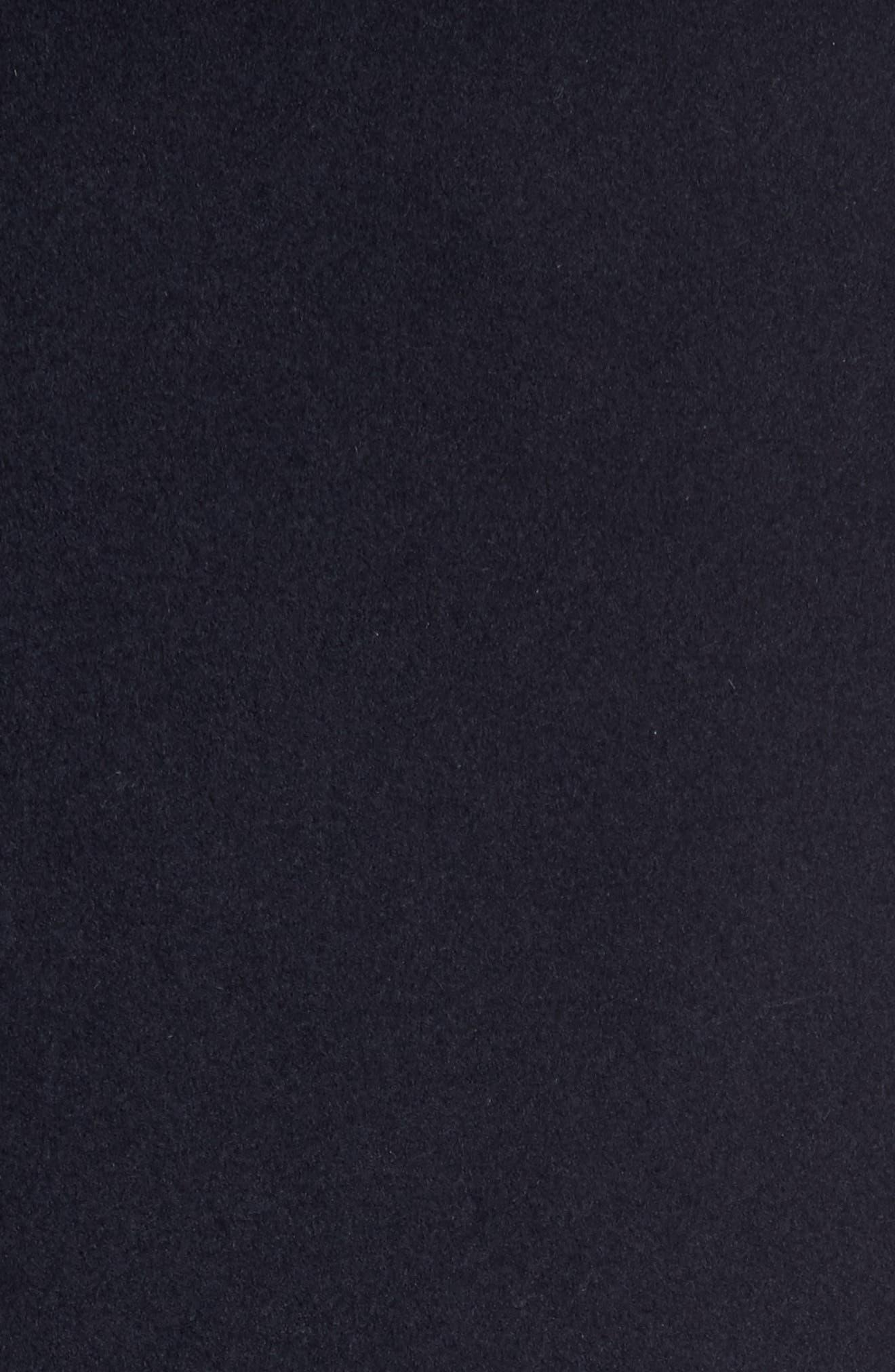 Bower Melton Wool Blend Topcoat,                             Alternate thumbnail 18, color,