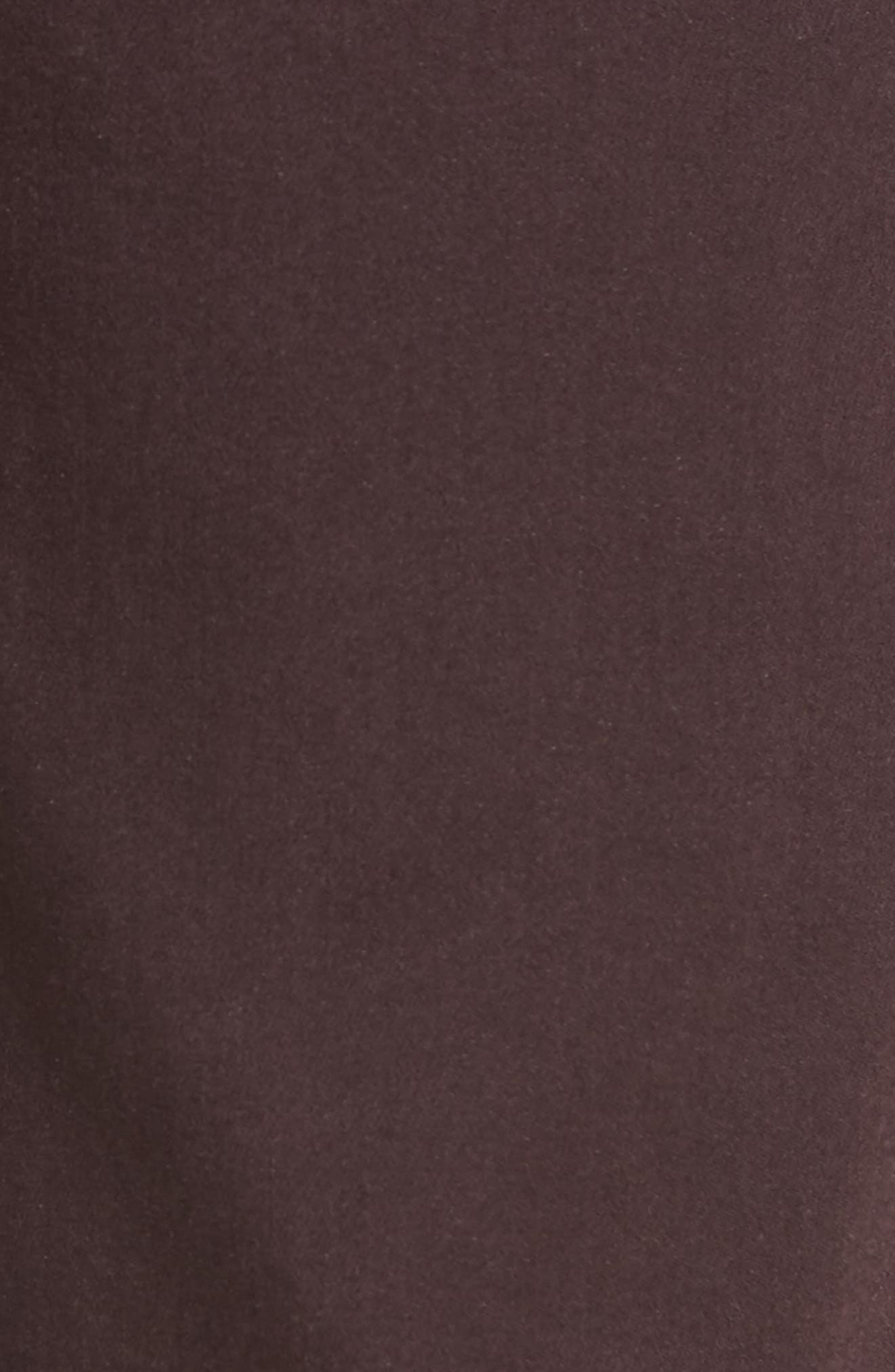 Transcend - Federal Silm Straight Fit Jeans,                             Alternate thumbnail 5, color,                             DARK PORT