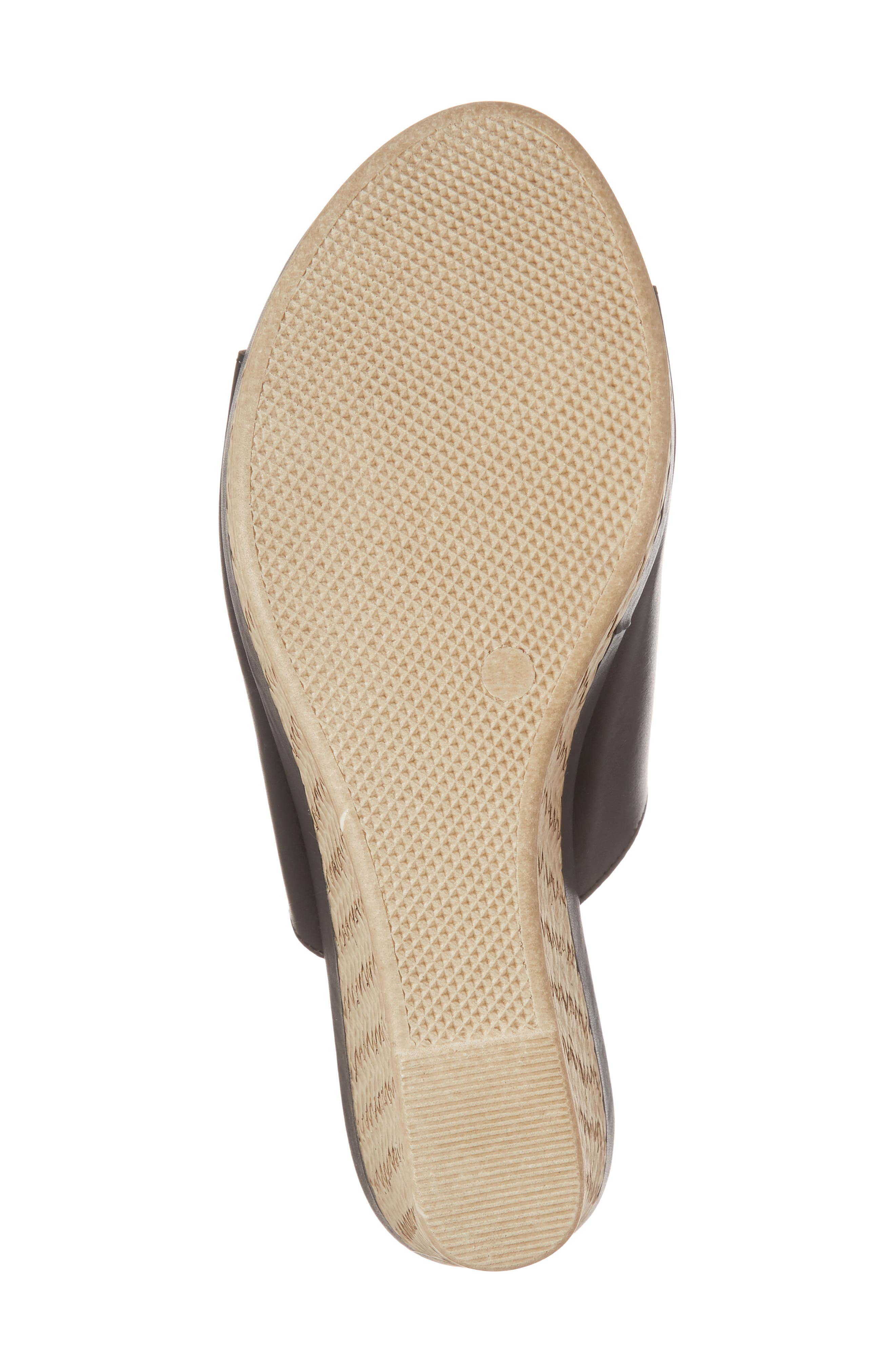 TUSCANY BY EASY STREET<SUP>®</SUP>,                             Octavia Espadrille Wedge,                             Alternate thumbnail 6, color,                             001