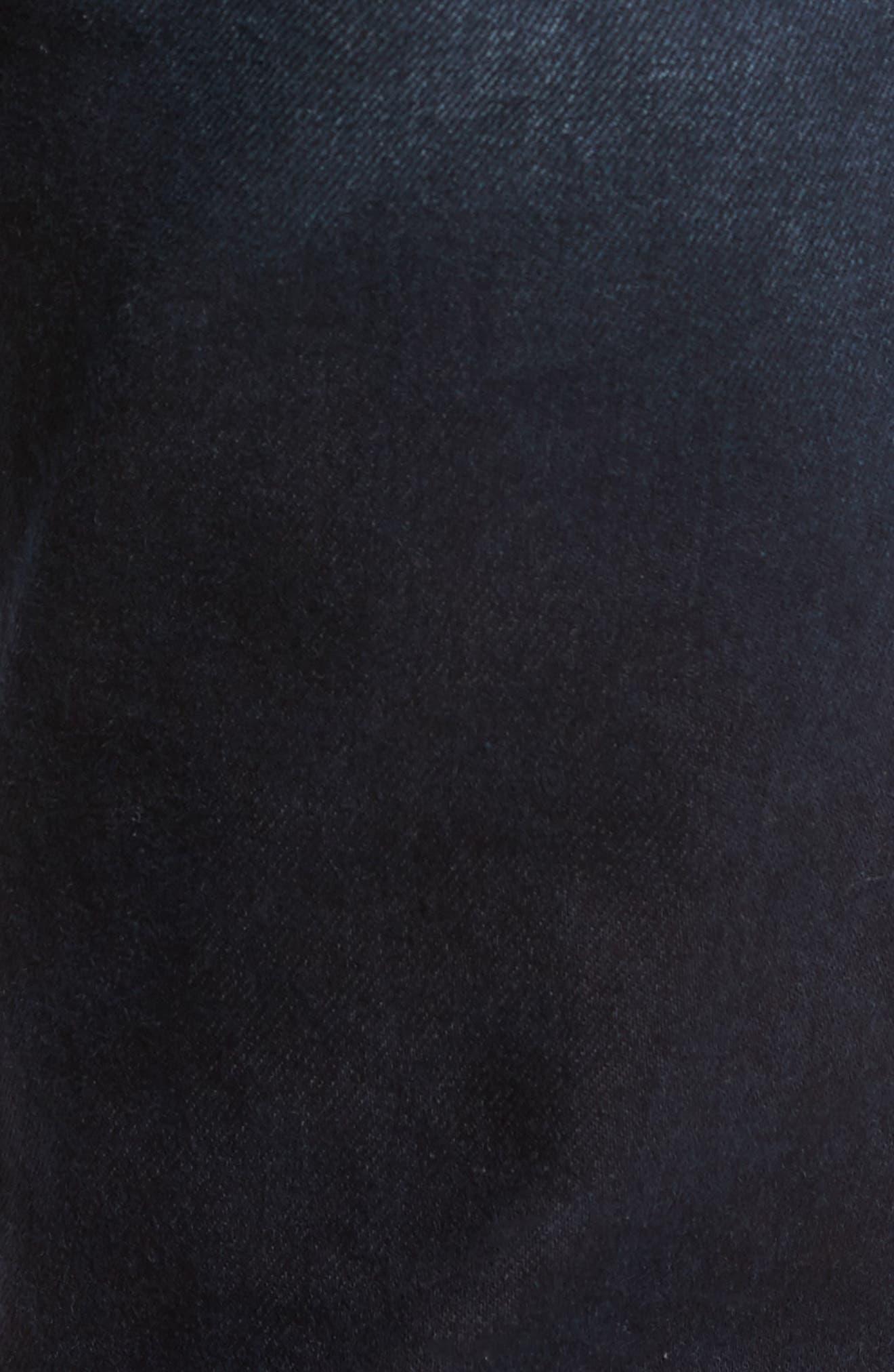 Mapleton Slim Fit Jeans,                             Alternate thumbnail 5, color,                             DENIM