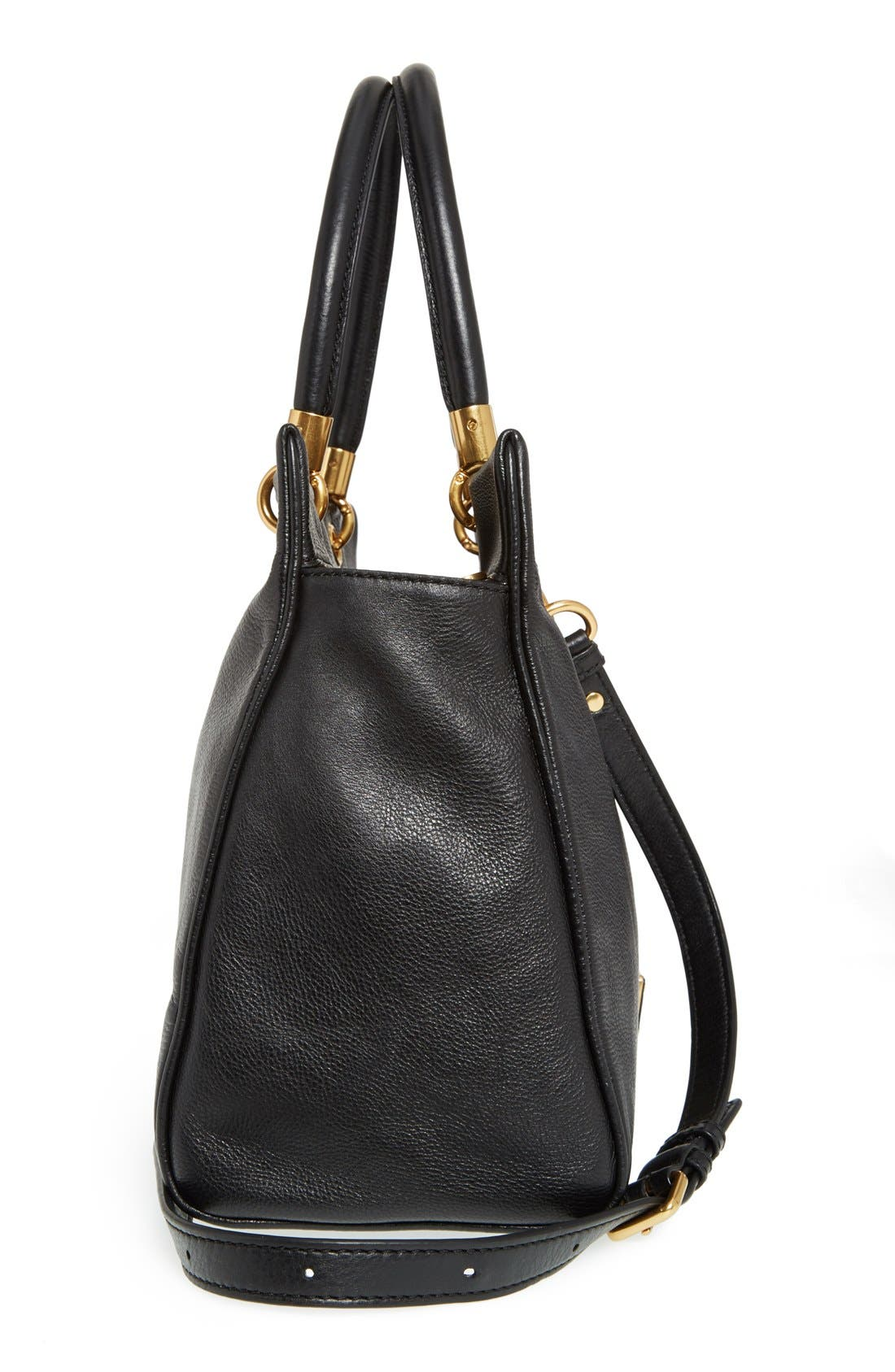 MARC JACOBS,                             MARC BY MARC JACOBS 'Too Hot to Handle' Tote,                             Alternate thumbnail 2, color,                             001