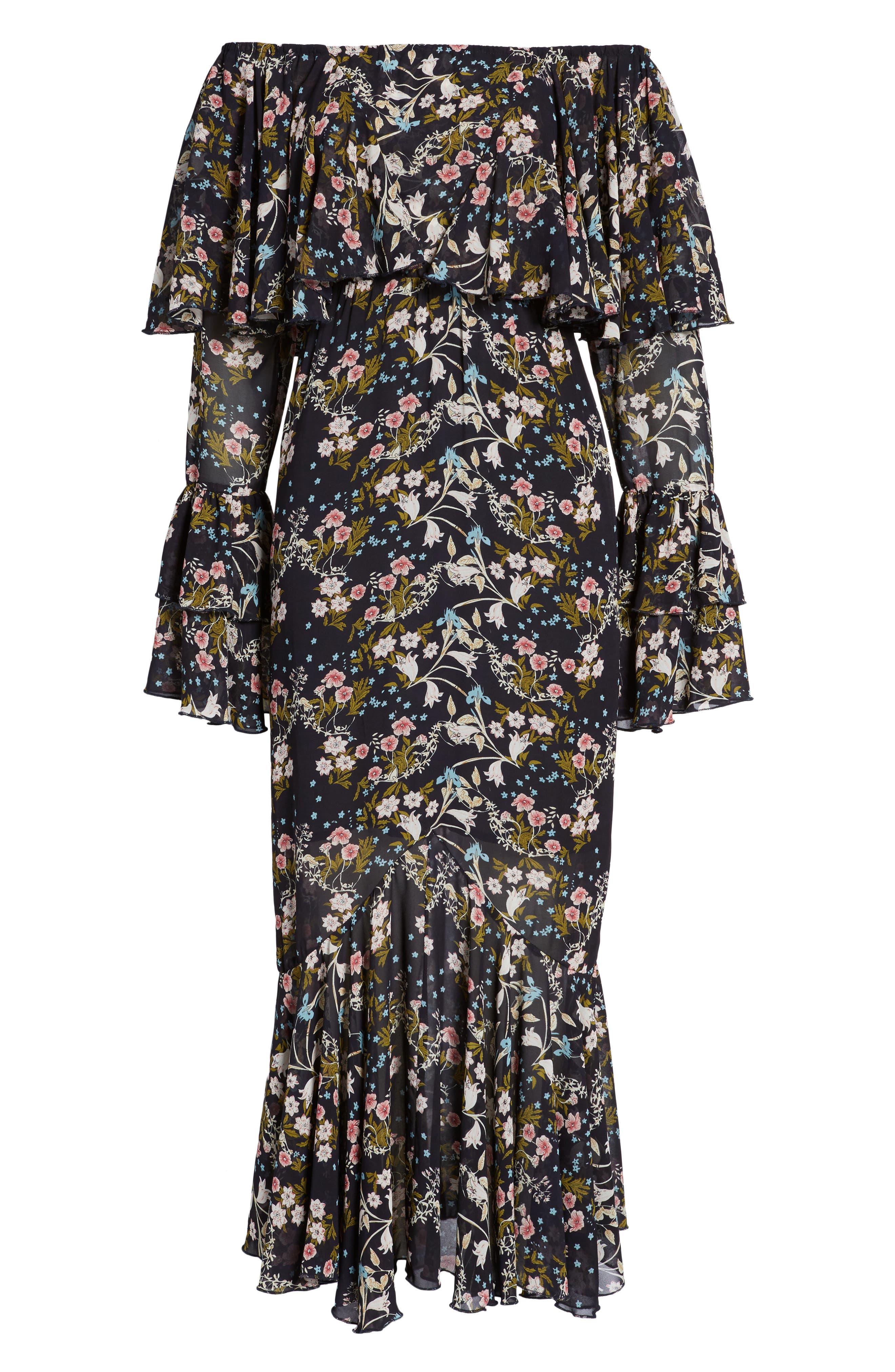 Day Dreamer Dress,                             Alternate thumbnail 12, color,