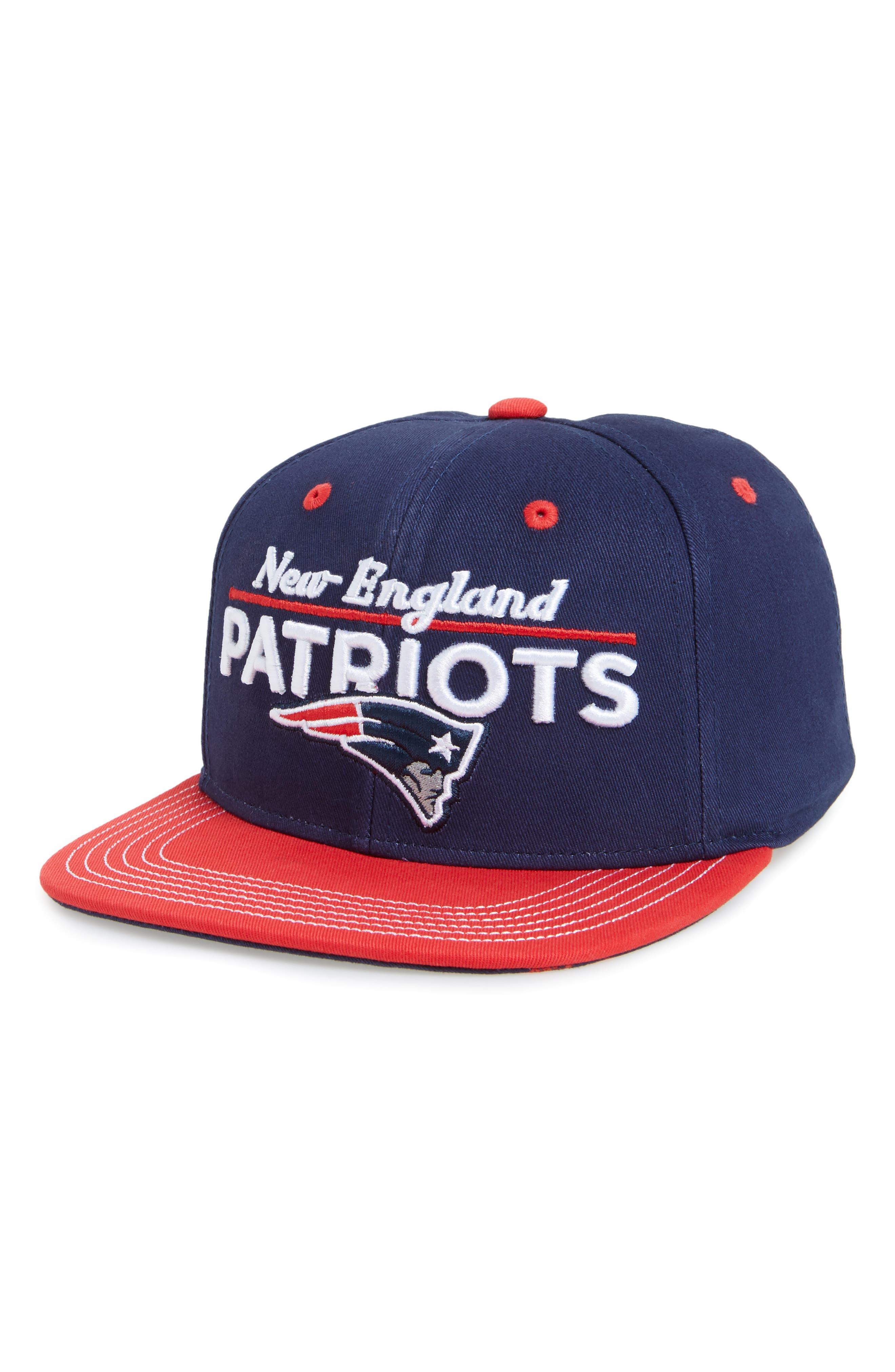NFL Logo Retro Bar Baseball Cap,                             Main thumbnail 9, color,
