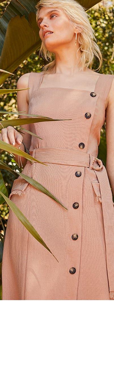 Bet on it: utility dress.