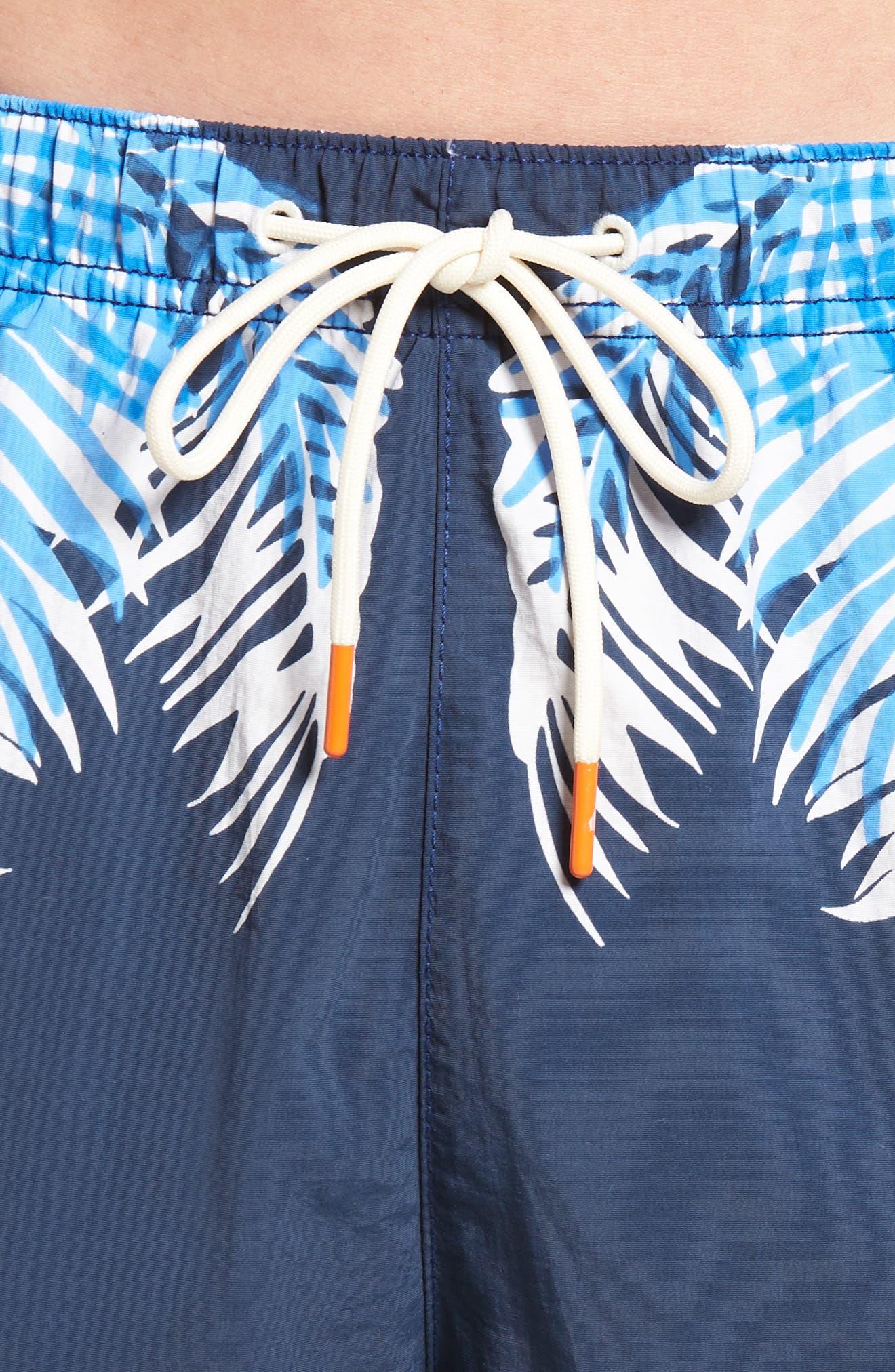 Naples Hacienda Board Shorts,                             Alternate thumbnail 4, color,                             OCEAN DEEP