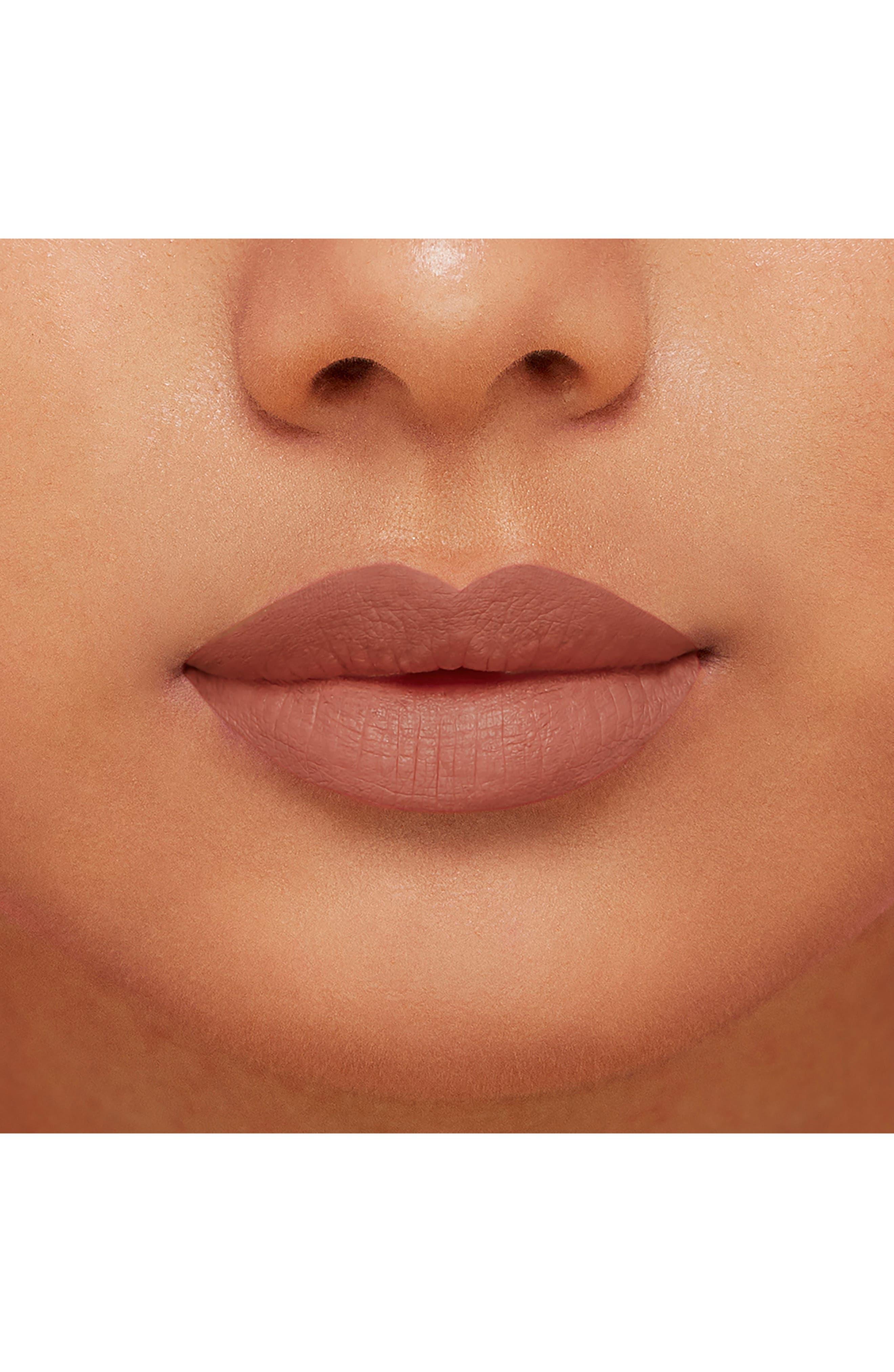 KARL LAGERFELD + MODELCO Kiss Me Karl Lip Lights Lipstick,                             Alternate thumbnail 8, color,                             200