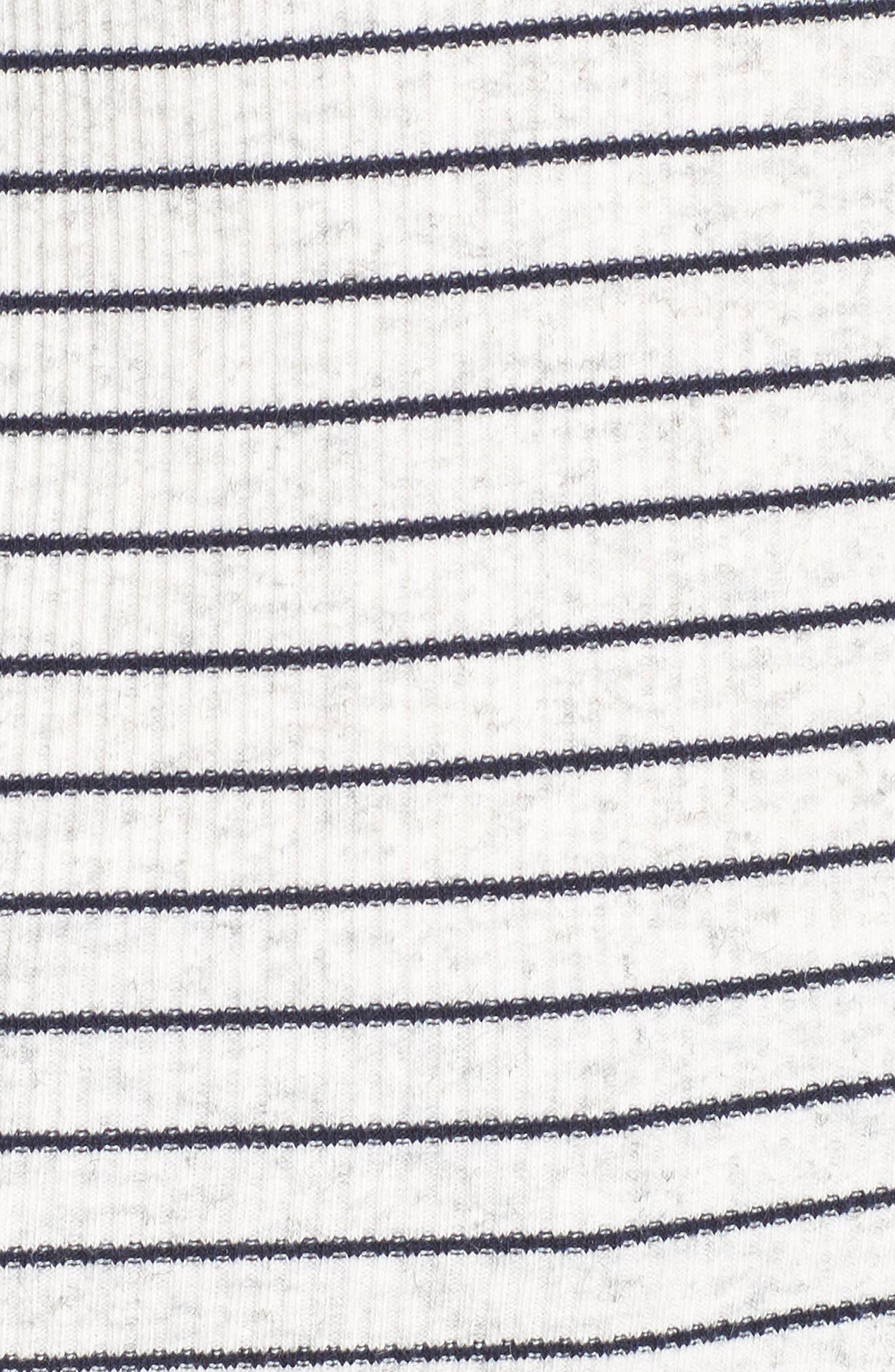 Smile Stripe Henley,                             Alternate thumbnail 5, color,                             902