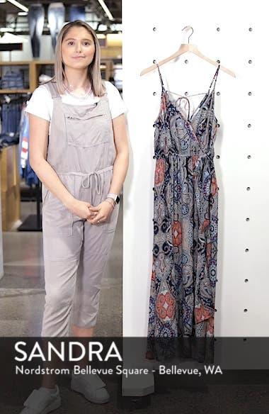Kenzie Faux Wrap Dress, sales video thumbnail
