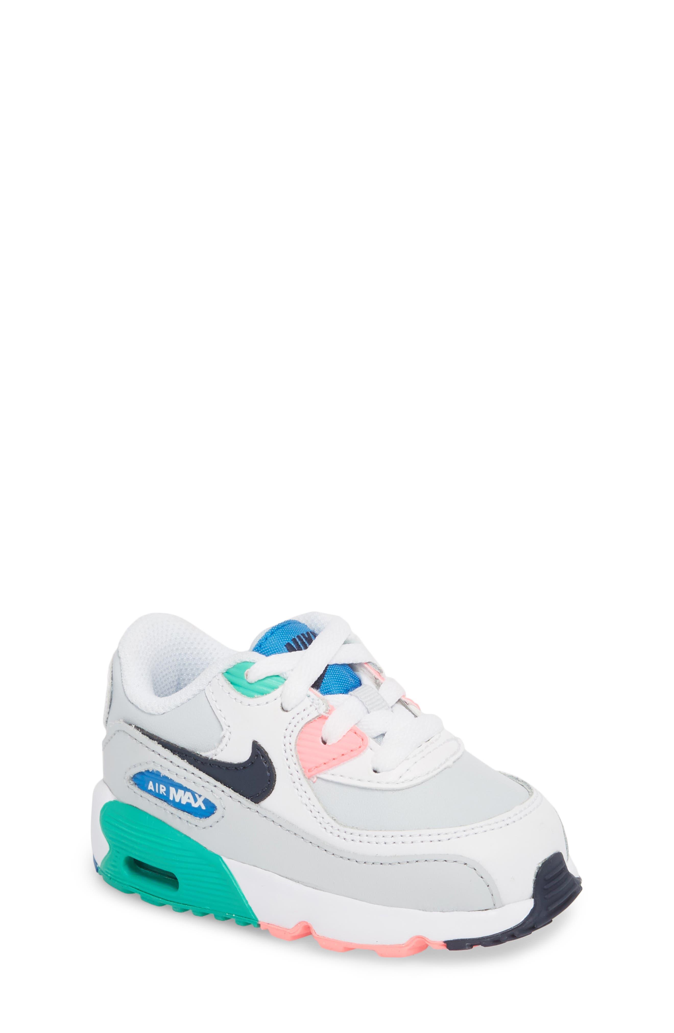 Air Max 90 Sneaker,                             Main thumbnail 1, color,