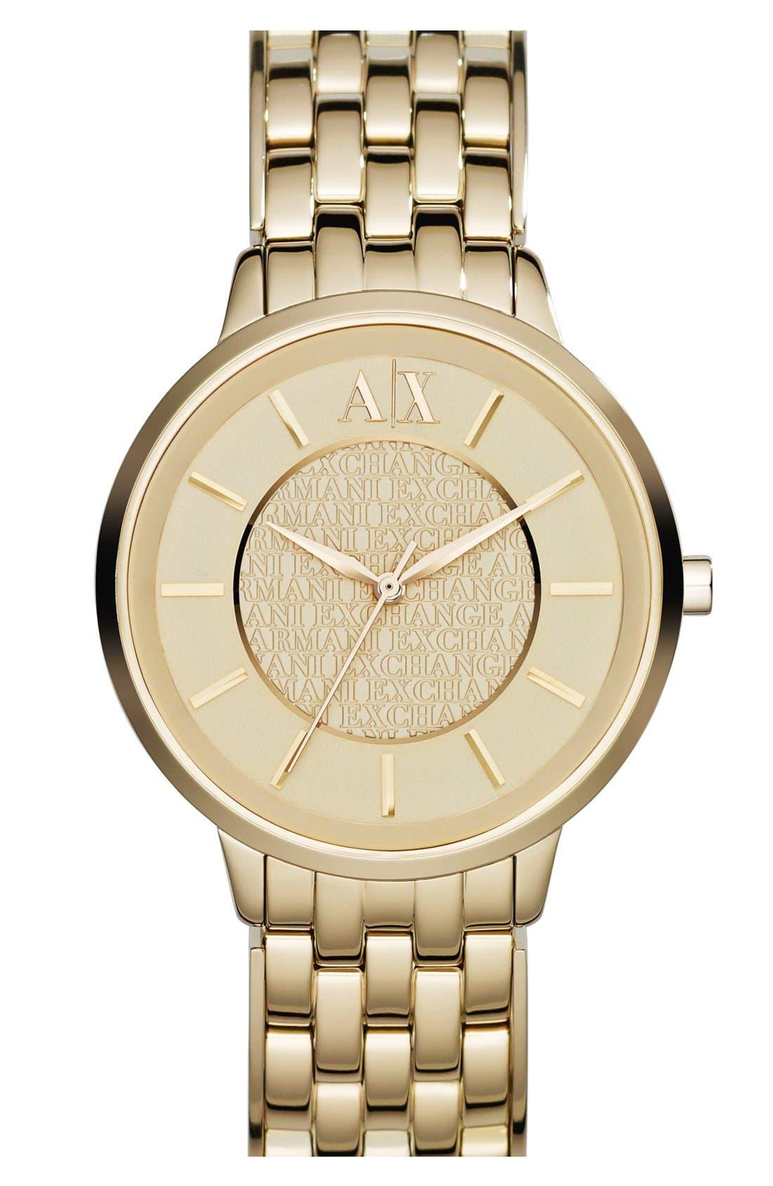 Round Bracelet Watch, 38mm,                             Main thumbnail 2, color,