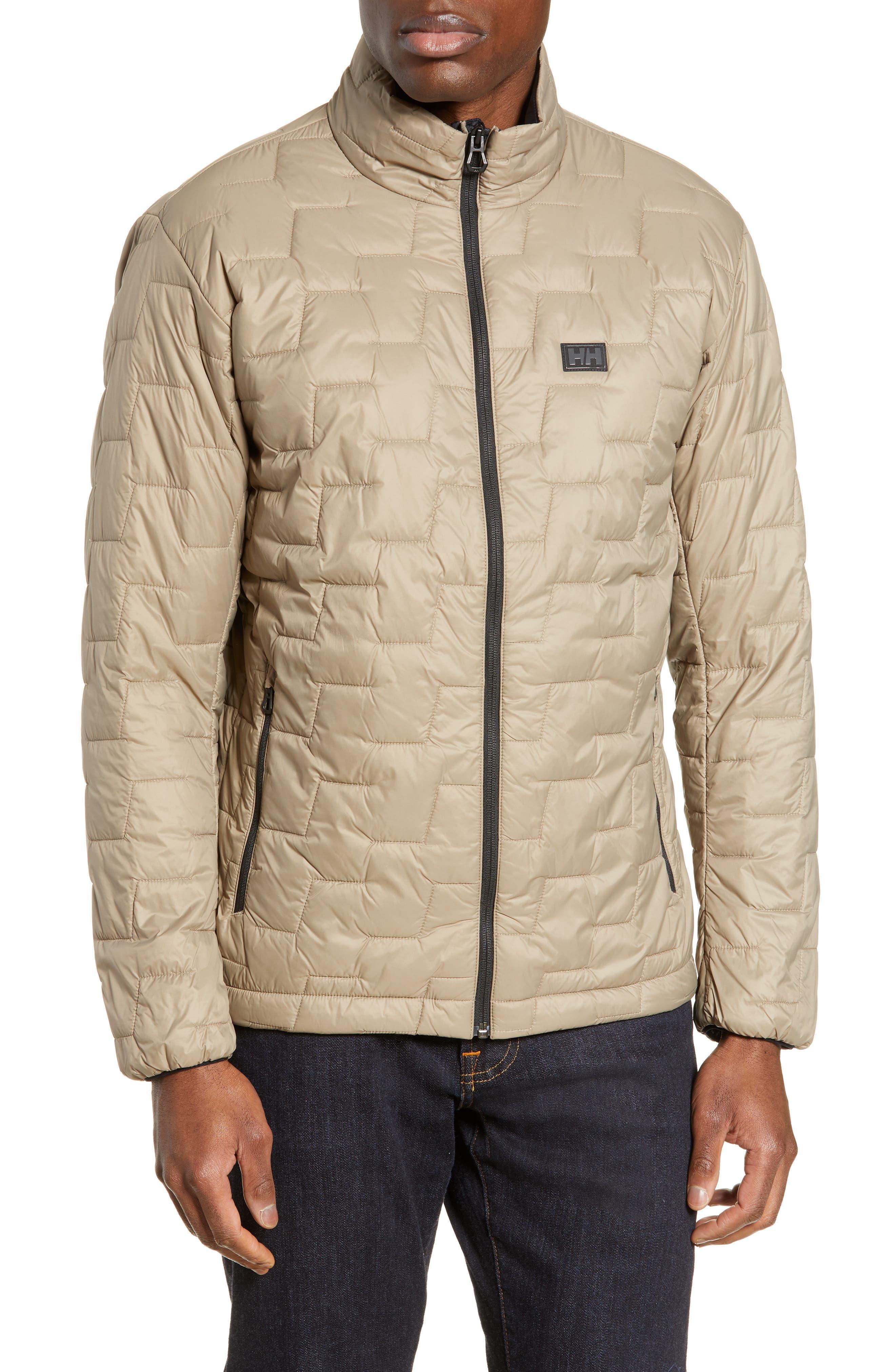 Helly Hansen Lifaloft Insulator Jacket, Grey