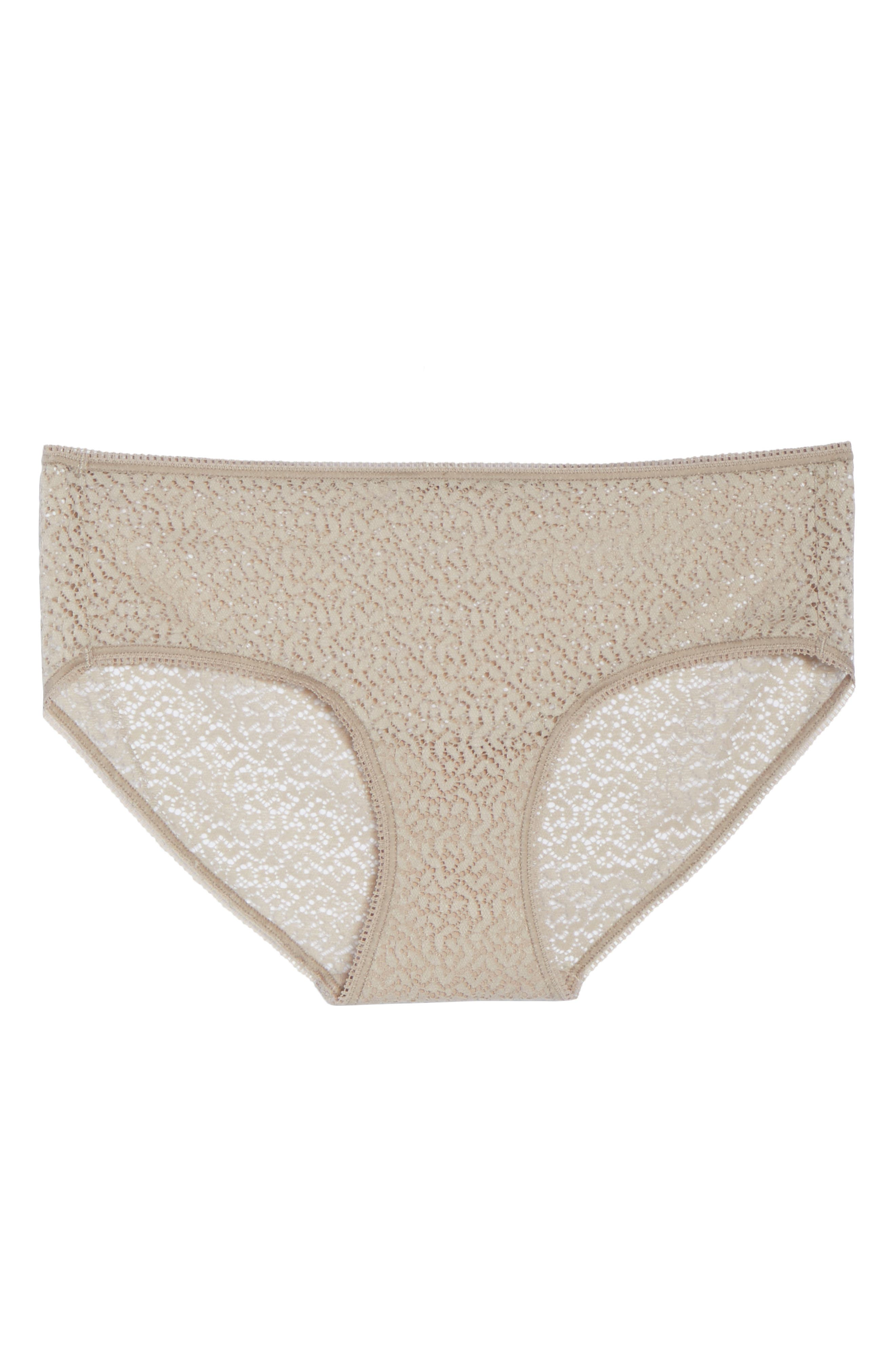 Modern Lace Hipster Panties,                             Alternate thumbnail 18, color,