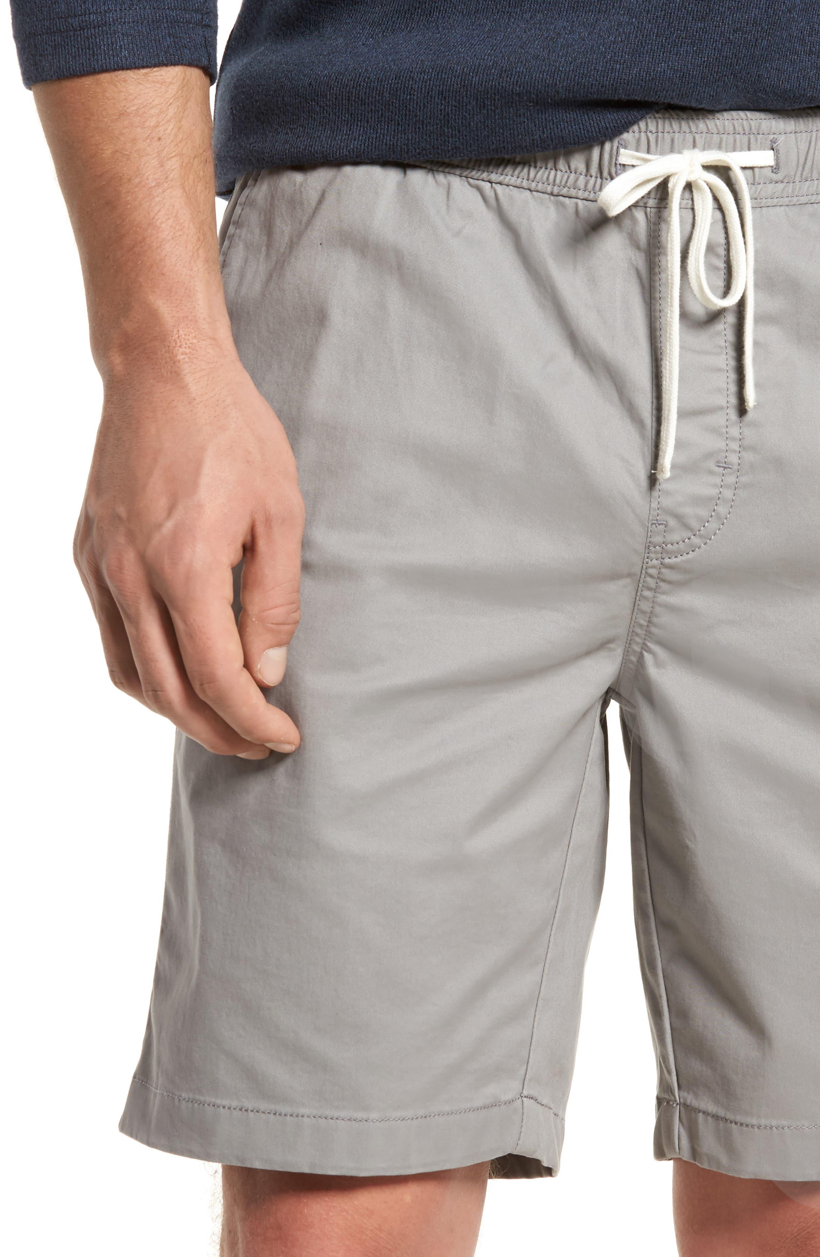 Ballard Slim Fit Shorts,                             Alternate thumbnail 4, color,                             030