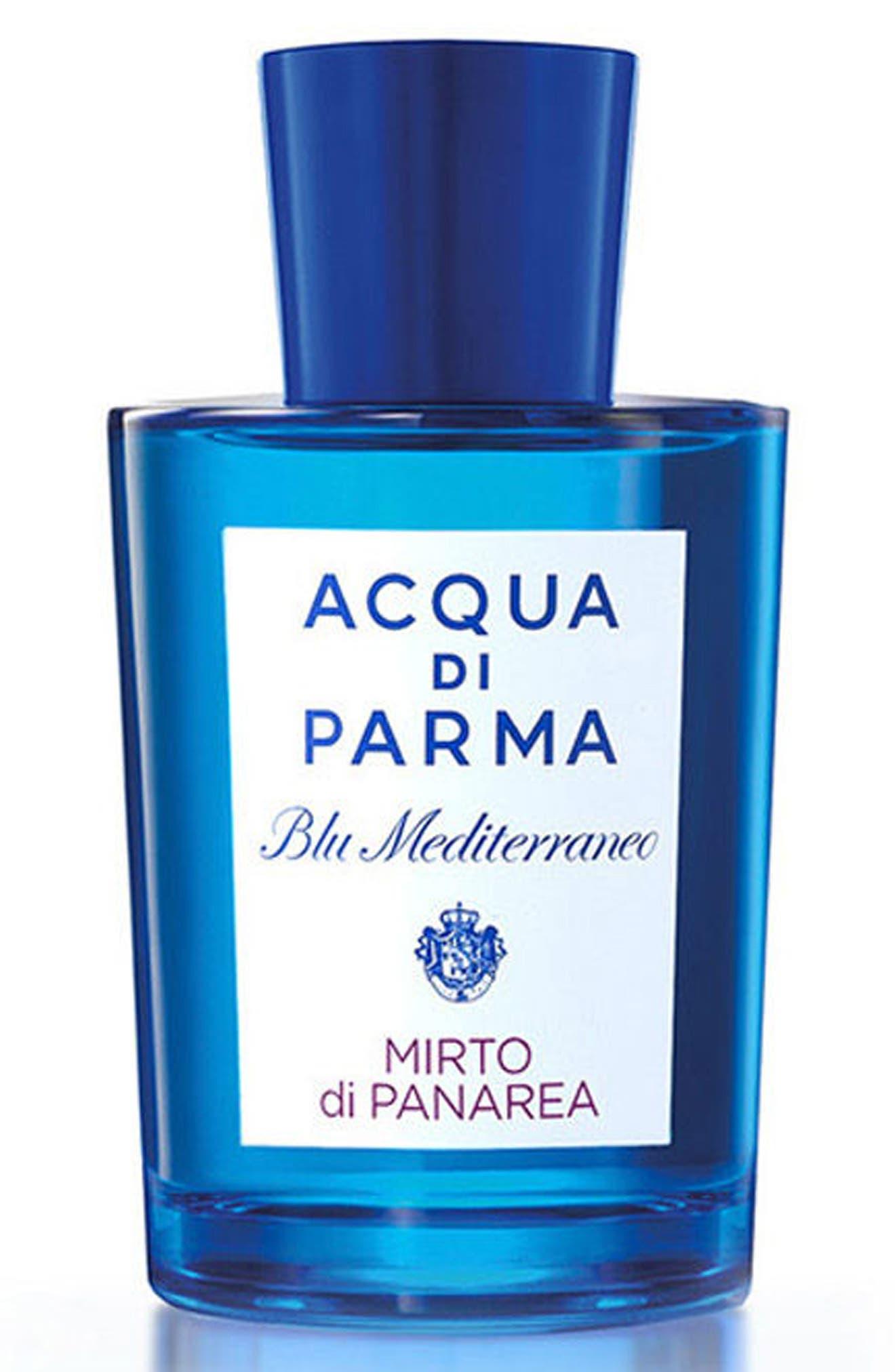 'Blu Mediterraneo' Mirto di Panarea Eau de Toilette Spray,                             Main thumbnail 1, color,                             NO COLOR