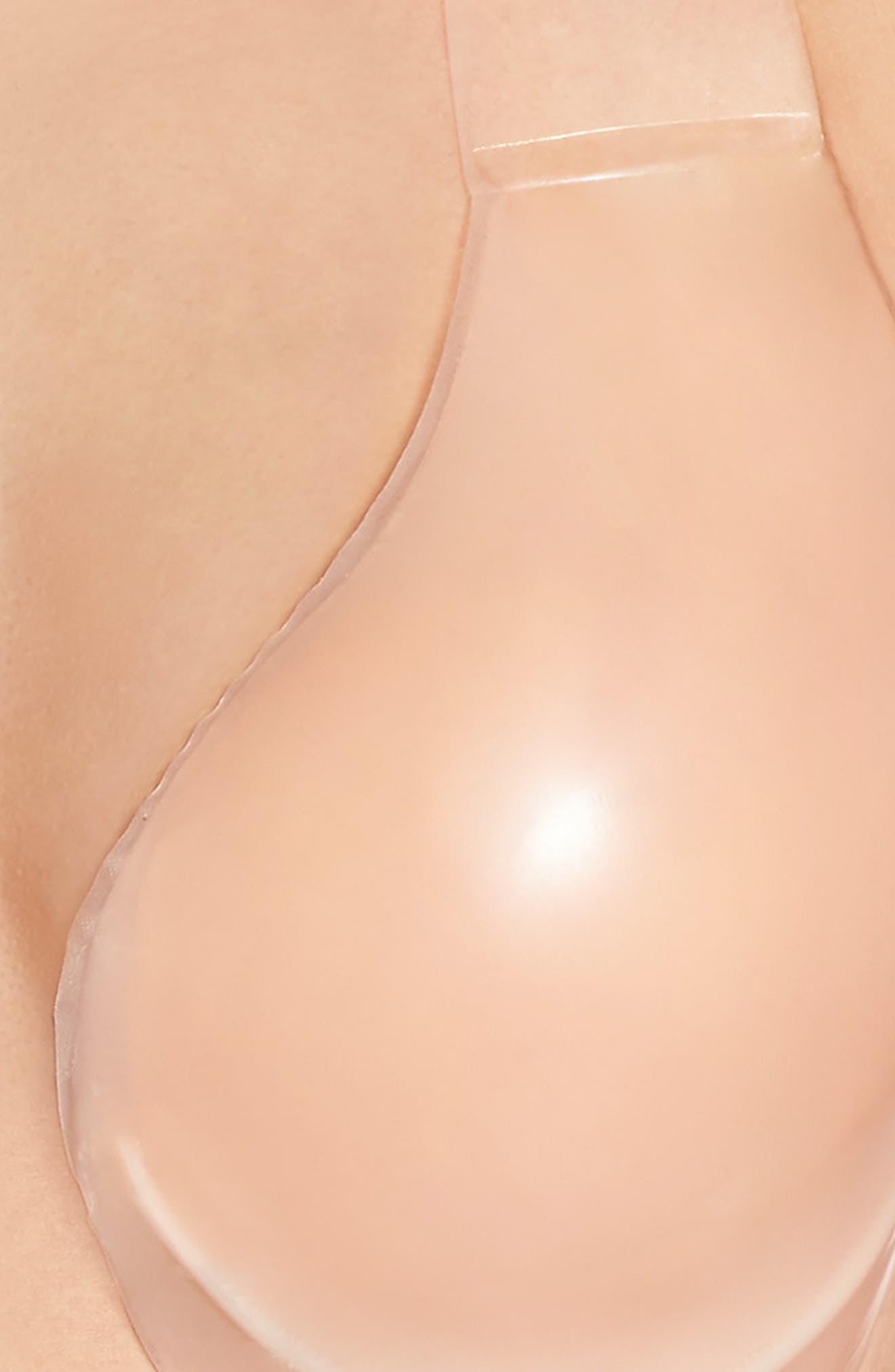 Voluptuous Silicone Lift Bra,                             Alternate thumbnail 4, color,                             NUDE
