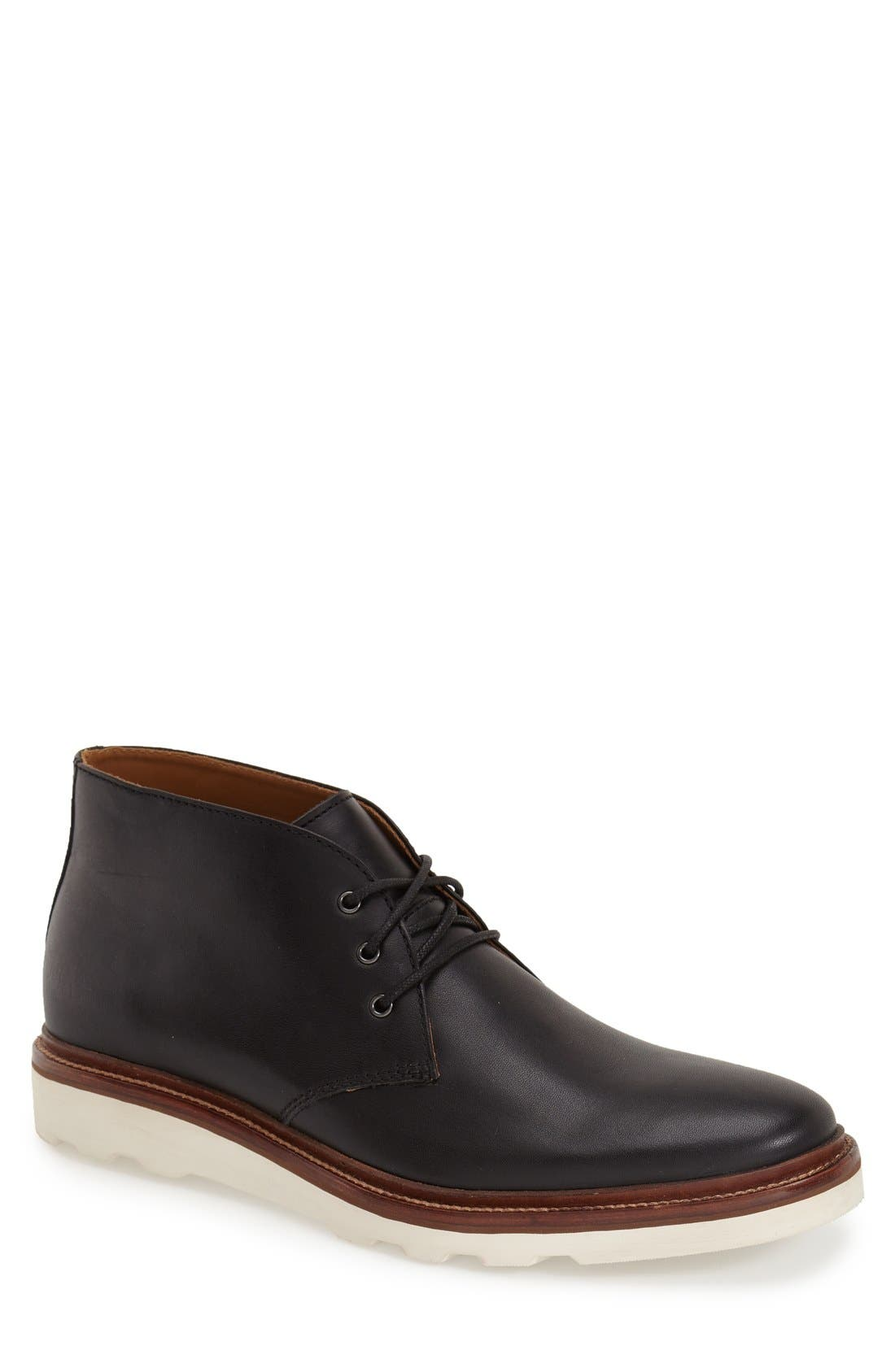 COACH,                             'Bedford' Chukka Boot,                             Main thumbnail 1, color,                             001