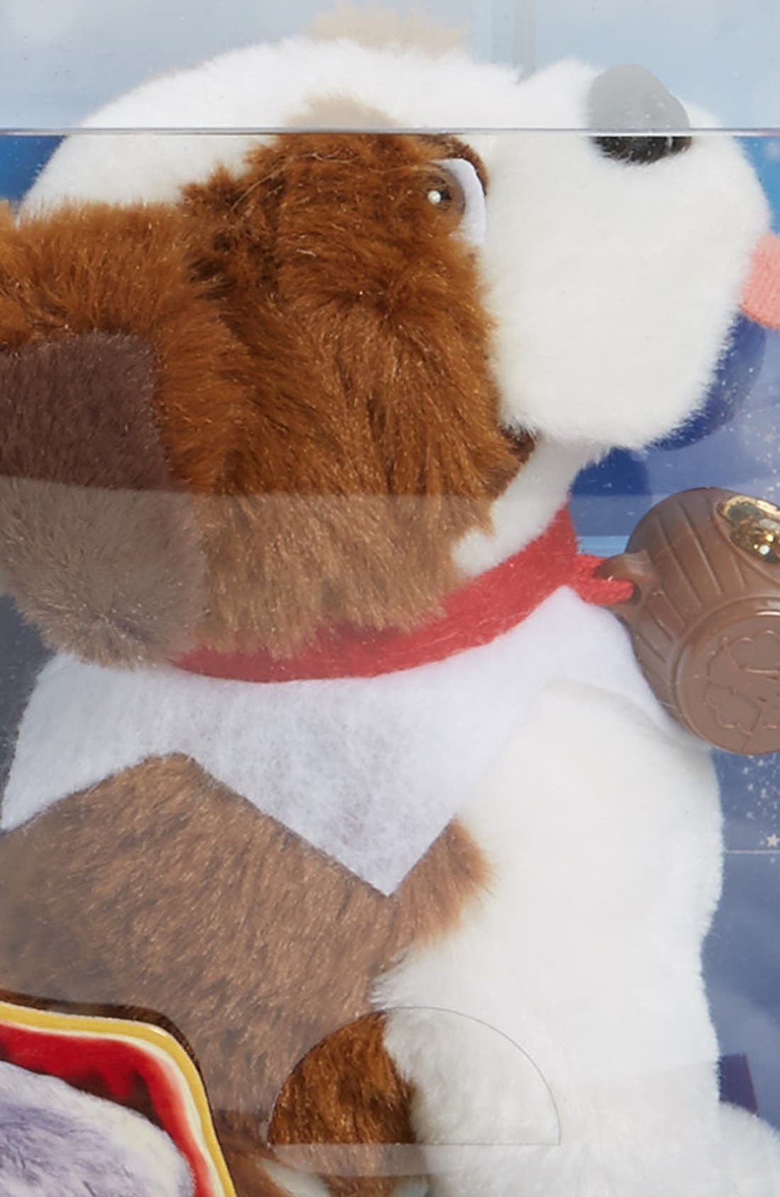Elf Pets<sup>®</sup>: A Saint Bernard Tradition Book & Stuffed Animal,                             Alternate thumbnail 2, color,                             MULTI