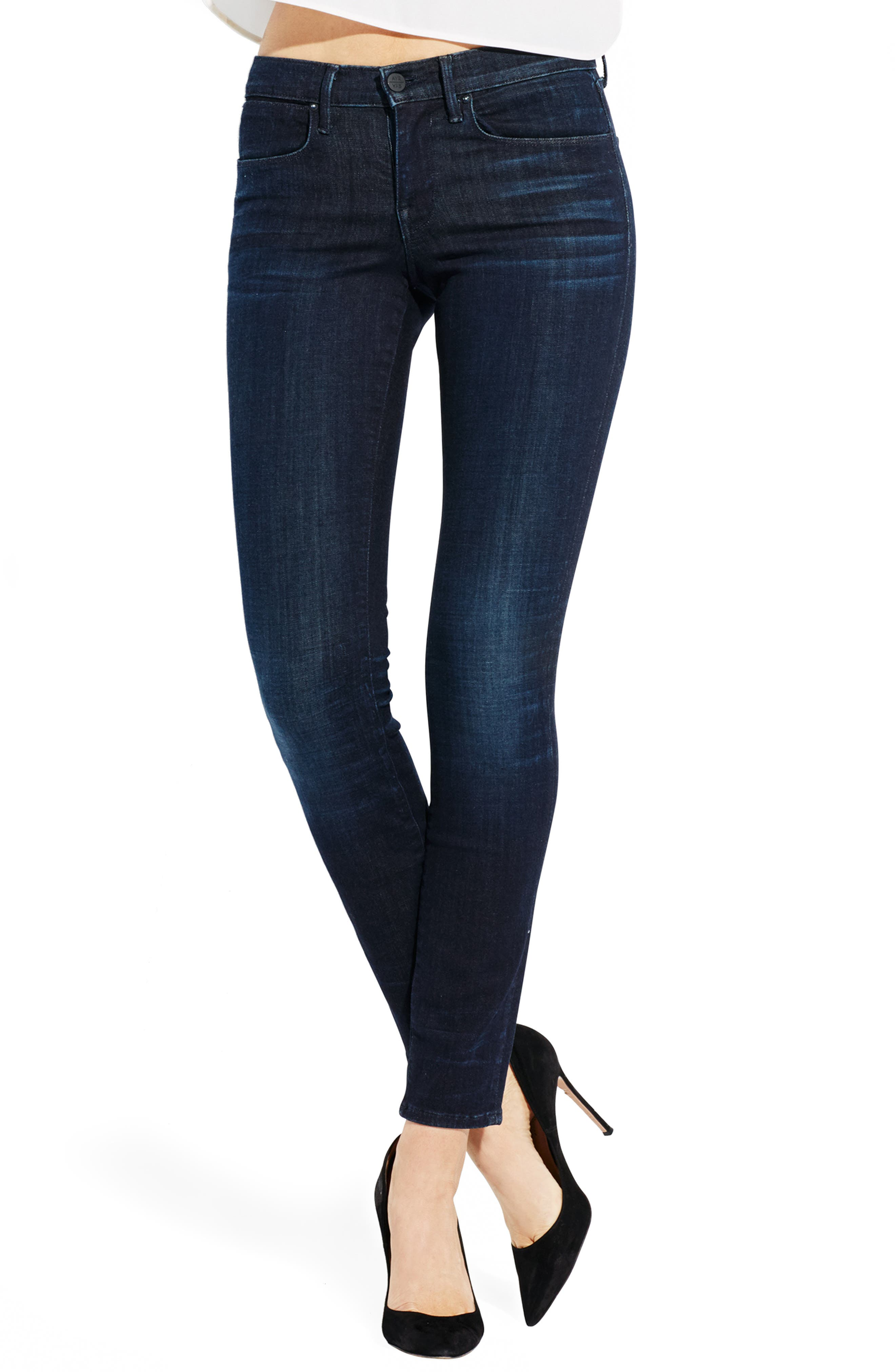 The Skinny Jacs Skinny Jeans,                             Alternate thumbnail 3, color,                             400