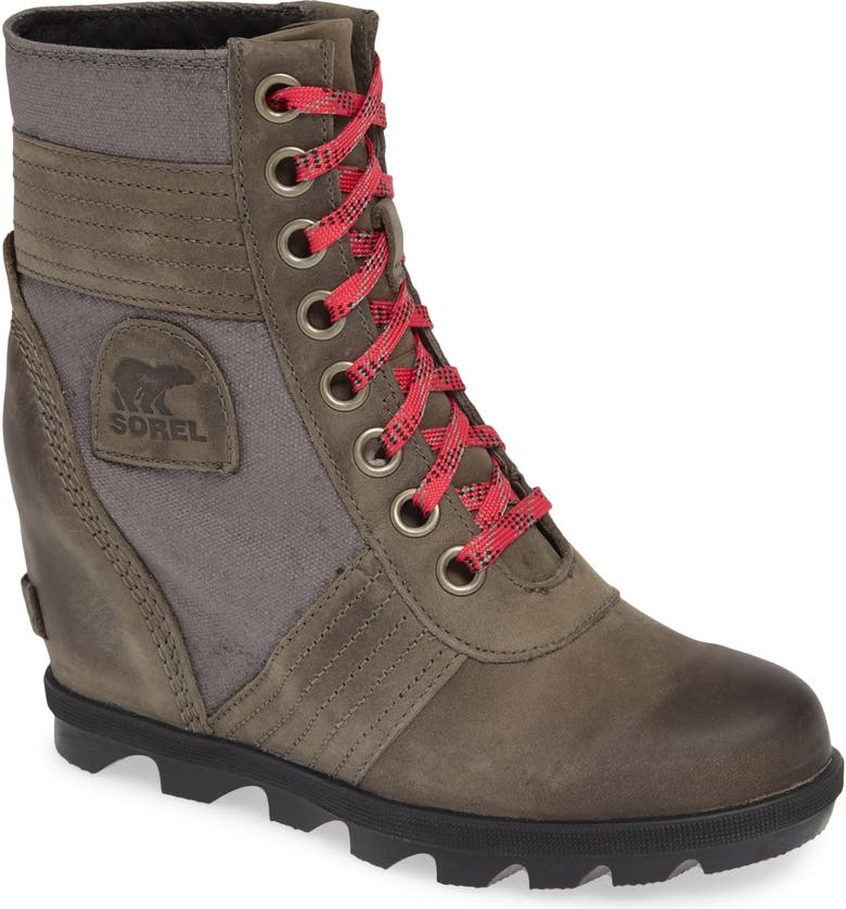 a8a5bdfc7de SOREL Lexie Wedge Waterproof Boot (Women)