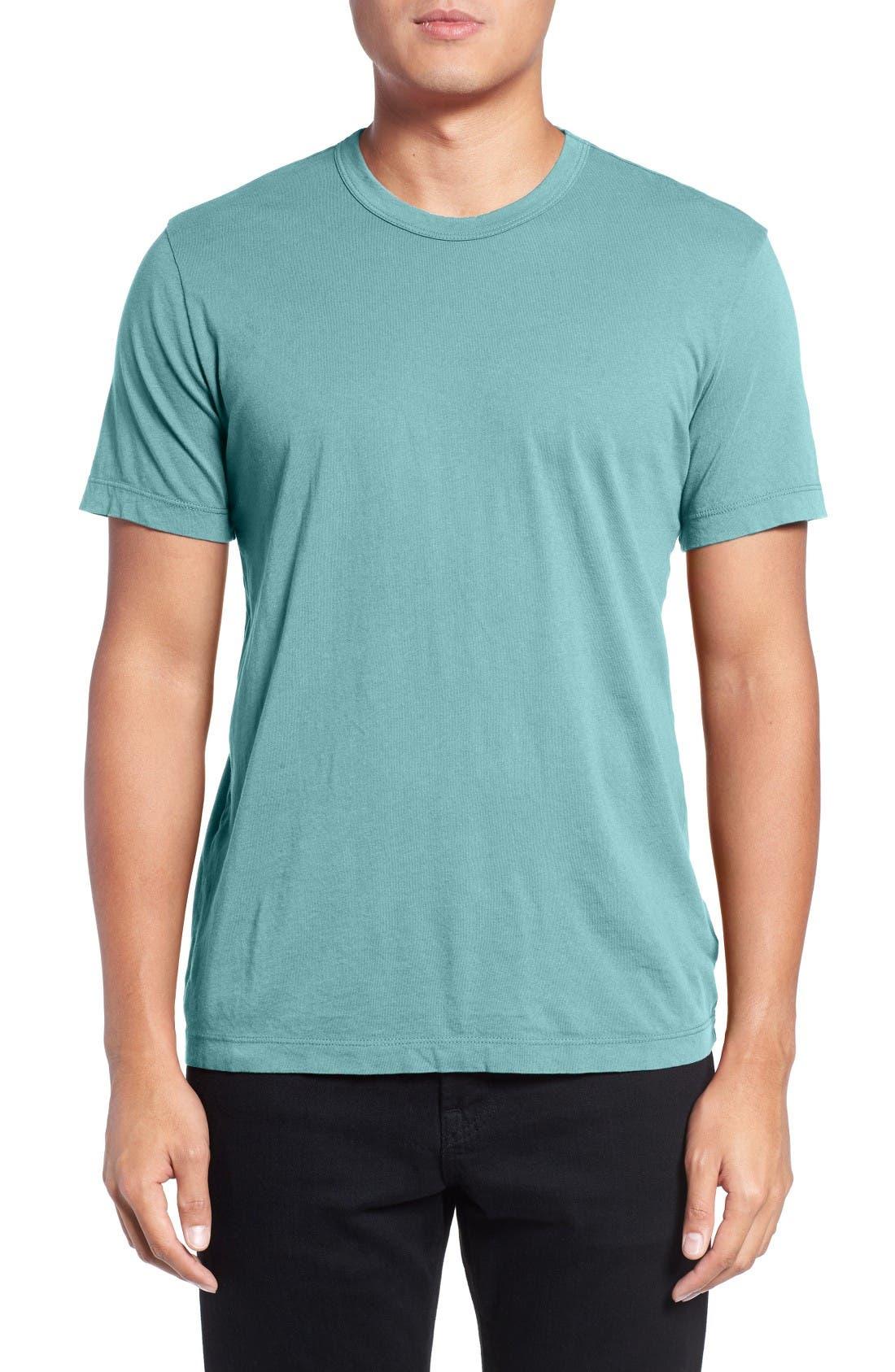 Crewneck Jersey T-Shirt,                             Main thumbnail 62, color,